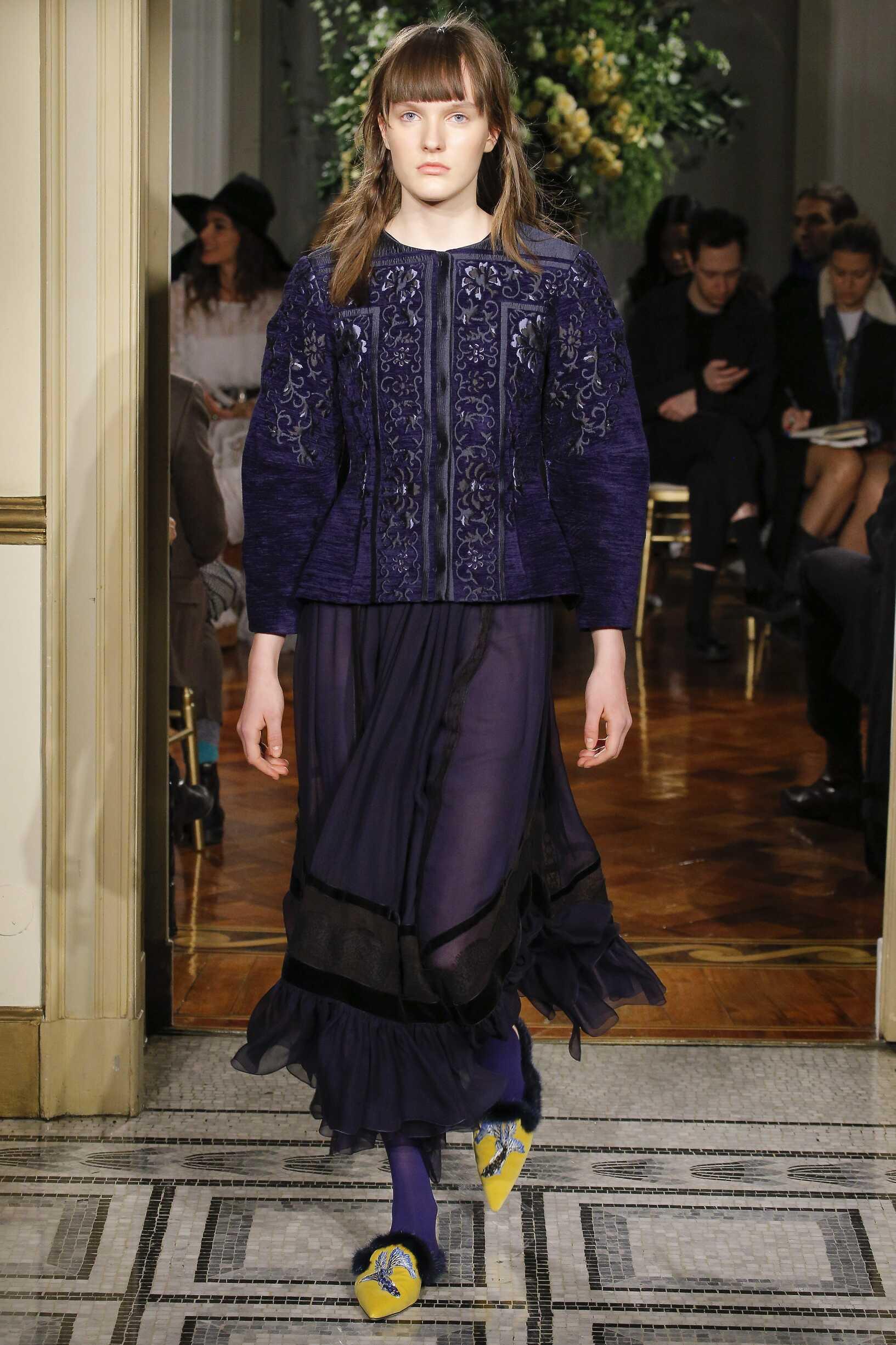 Alberta Ferretti Woman Milan Fashion Week