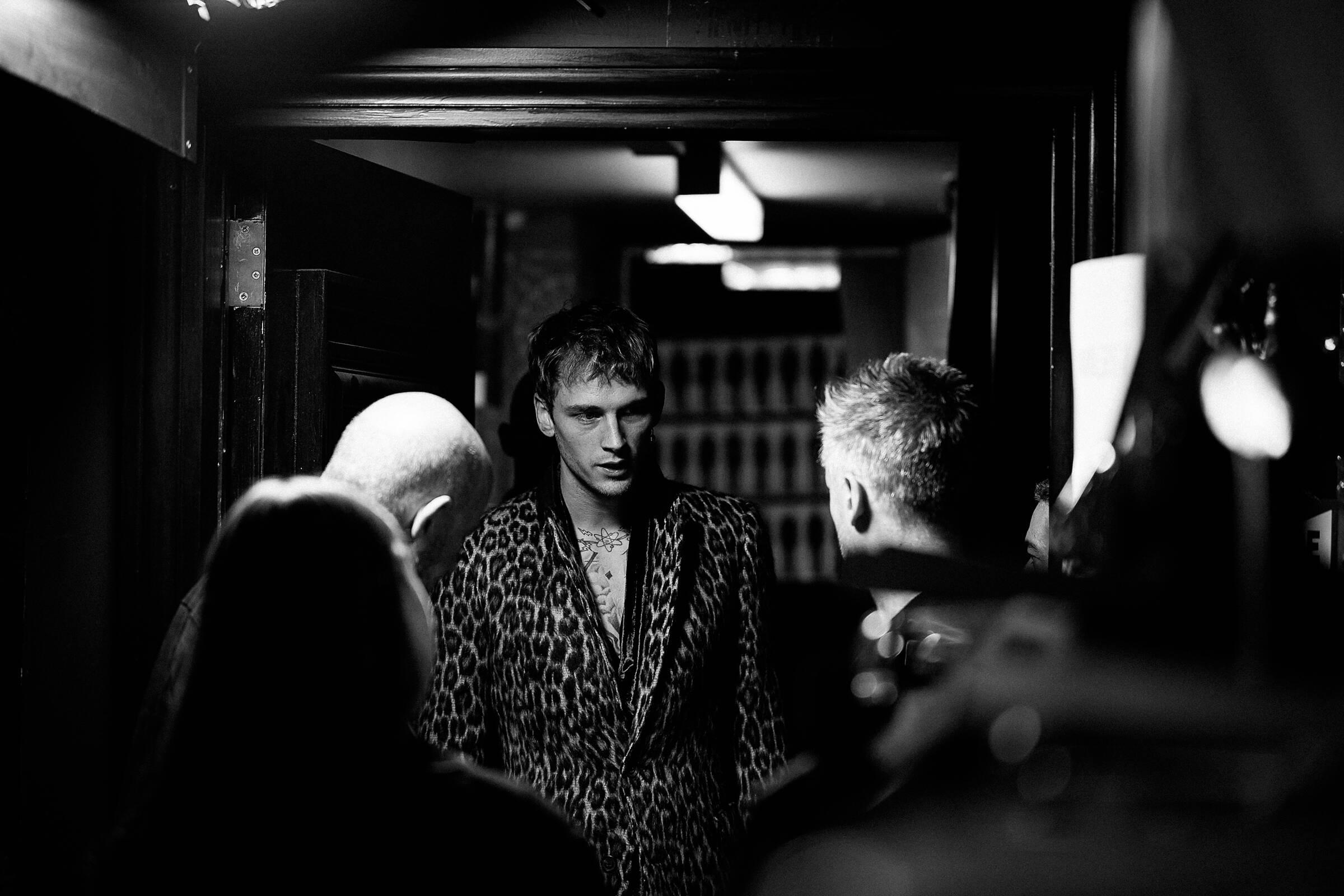 Backstage John Varvatos Model 2017