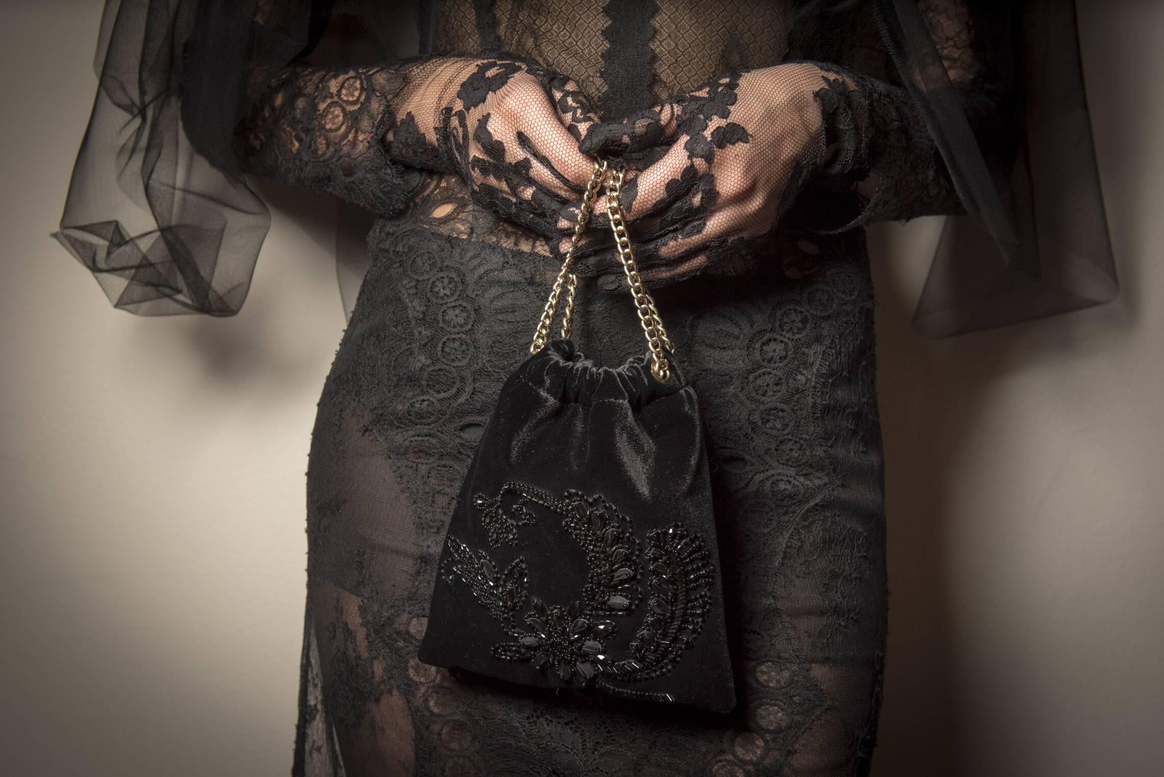 Bag 2017 Fashion Trends Backstage Alberta Ferretti