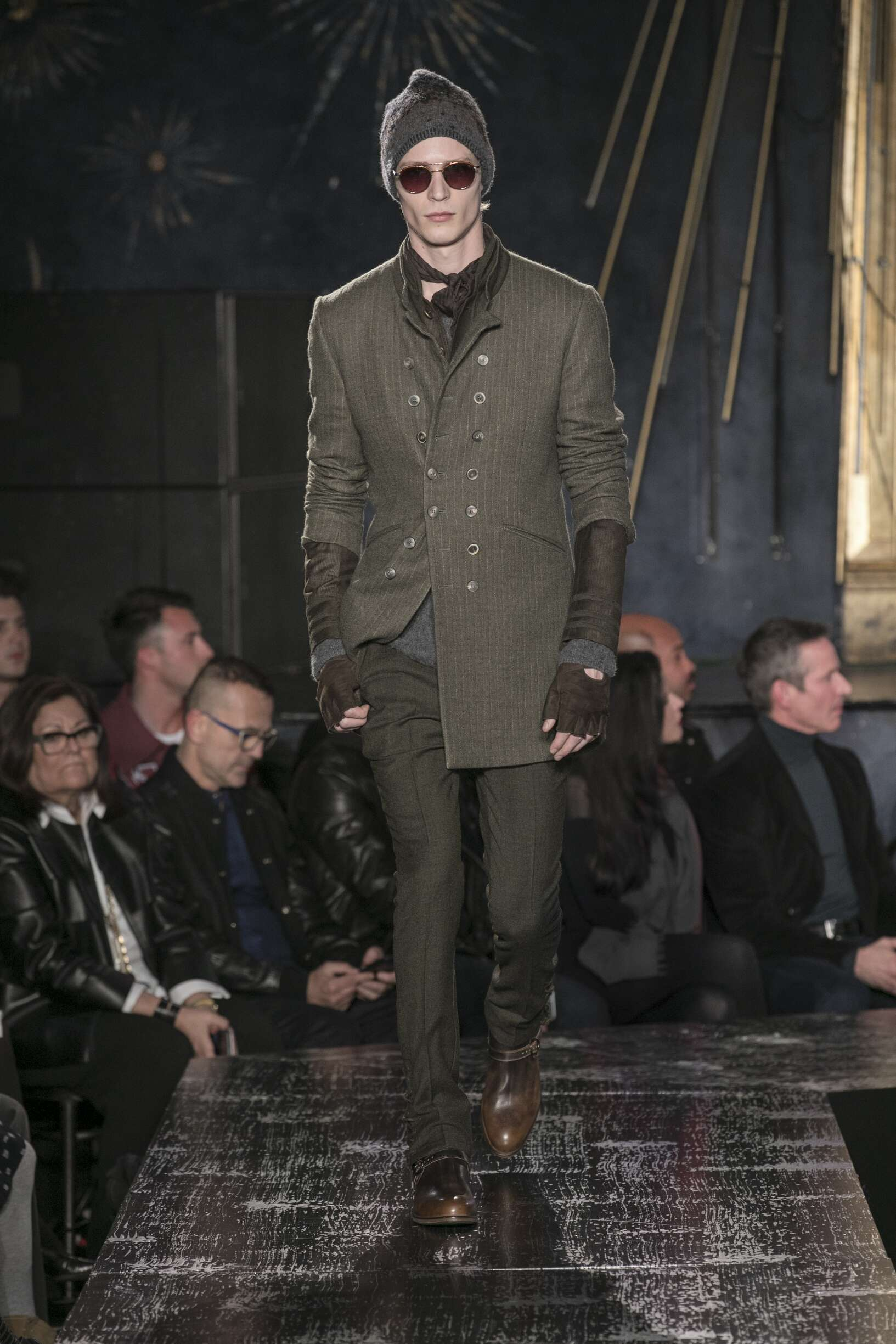 Catwalk John Varvatos Winter 2017