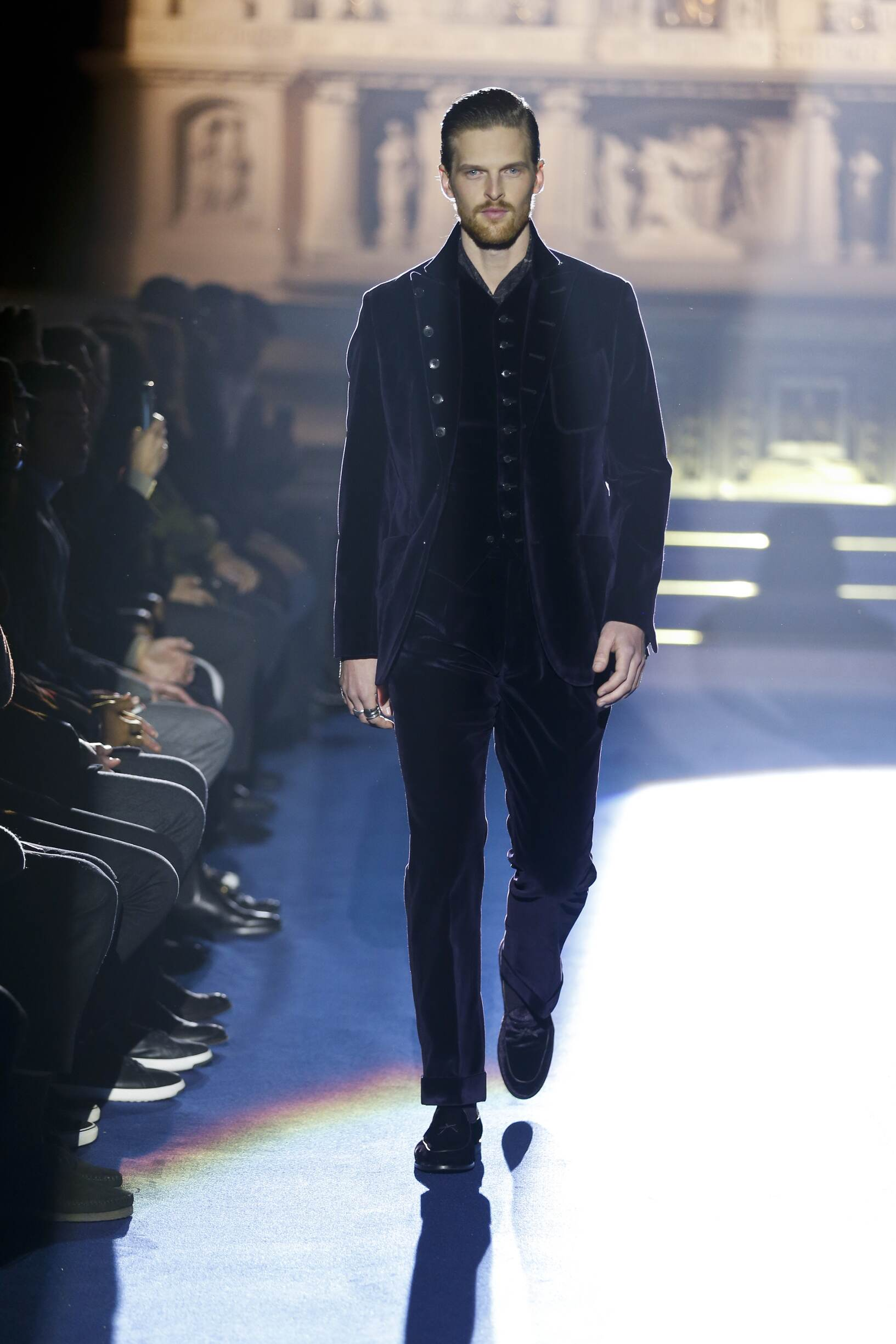 Catwalk Joseph Abboud Winter 2017