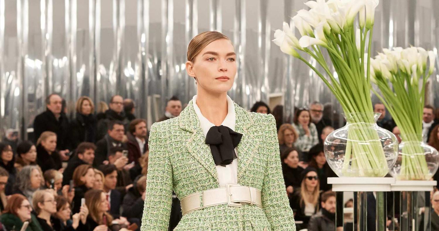 Chanel Haute Couture Fashion Show SS 2017 Paris