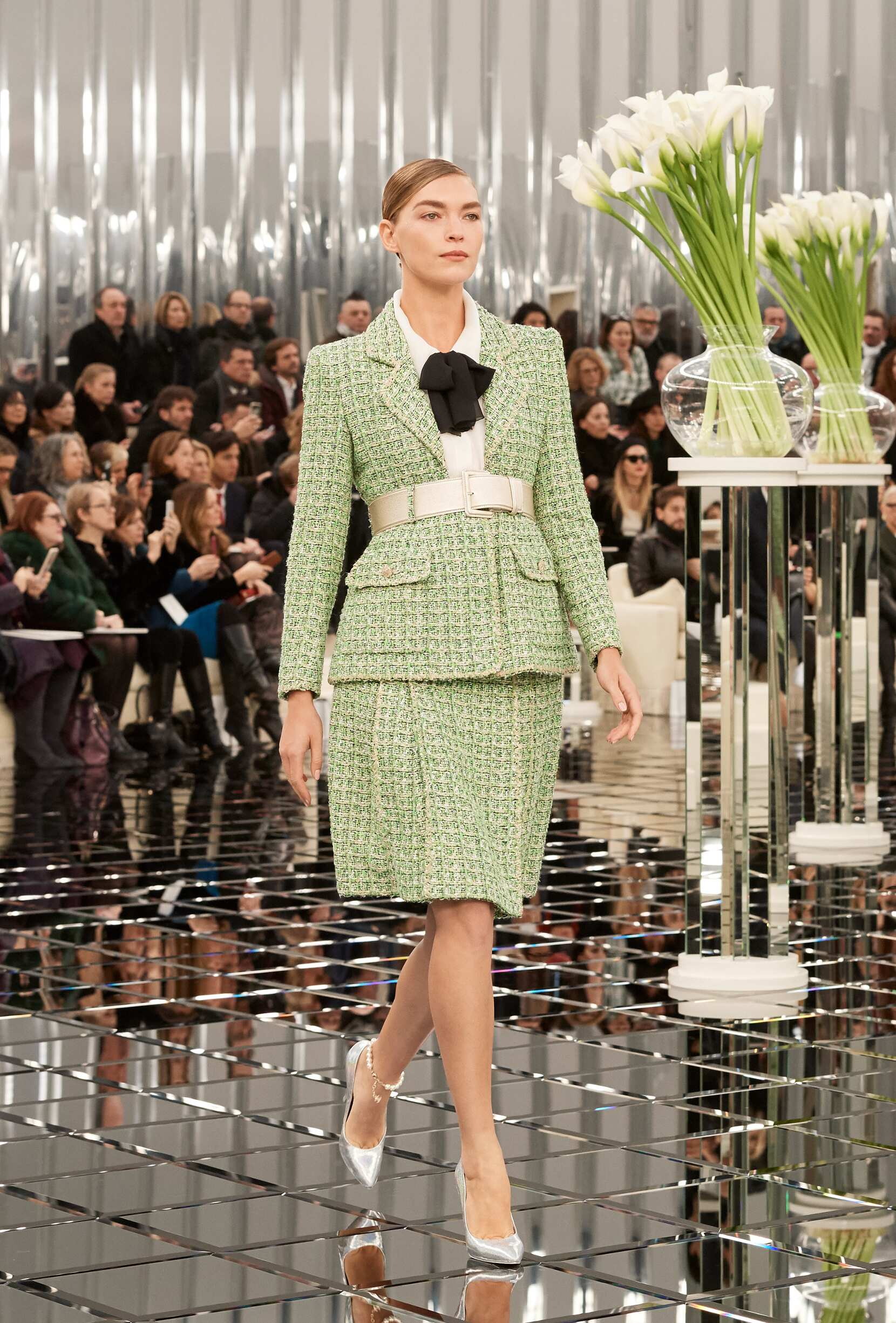 Chanel Haute Couture Fashion Show SS 2017 Womens Collection