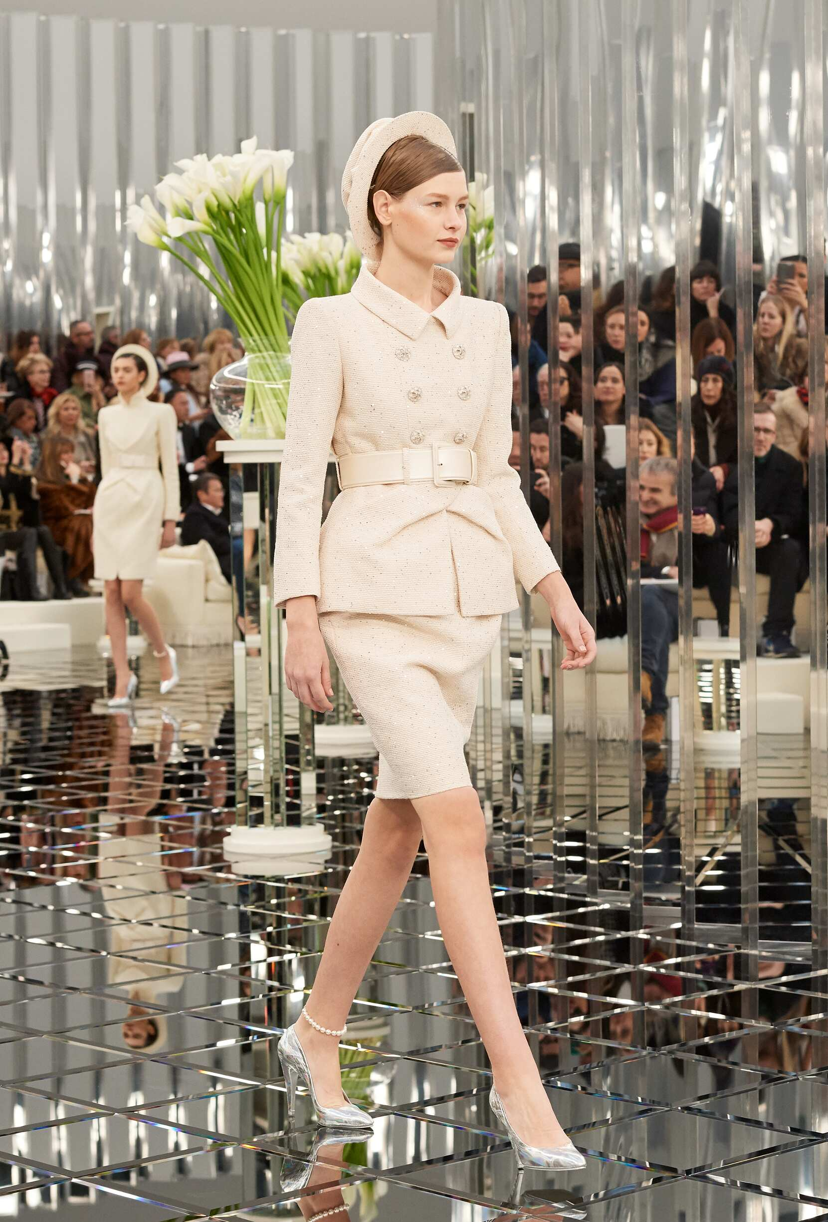 Chanel Haute Couture Paris Fashion Week Womenswear