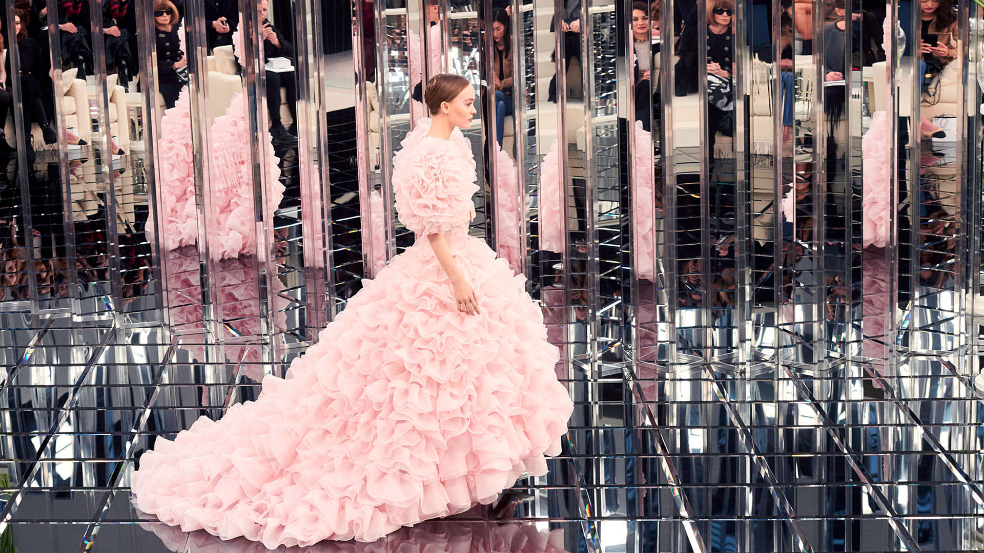 Chanel Haute Couture Spring Summer 2017 Fashion Show - Paris Fashion Week