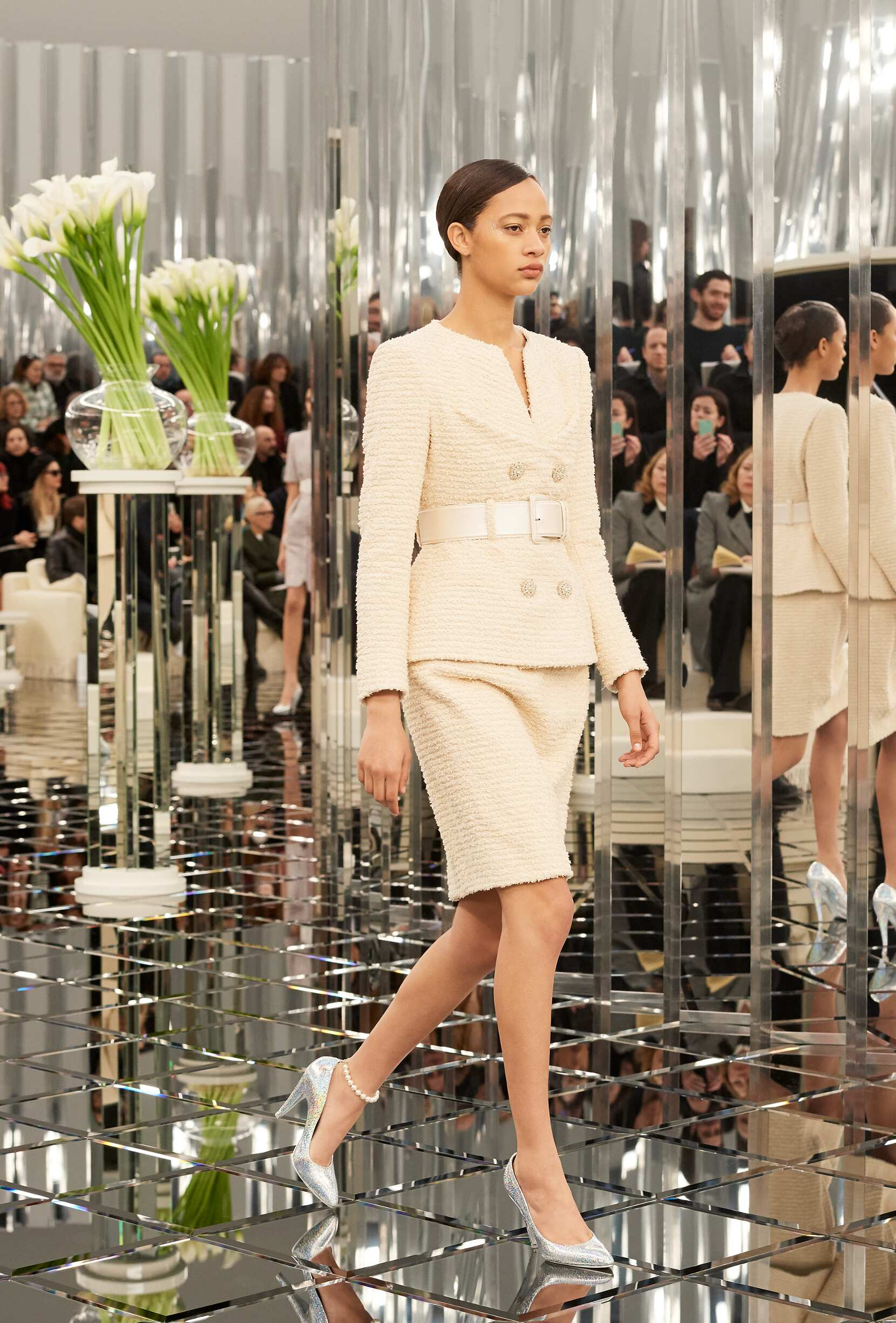 Chanel Haute Couture Womens Fashion Show