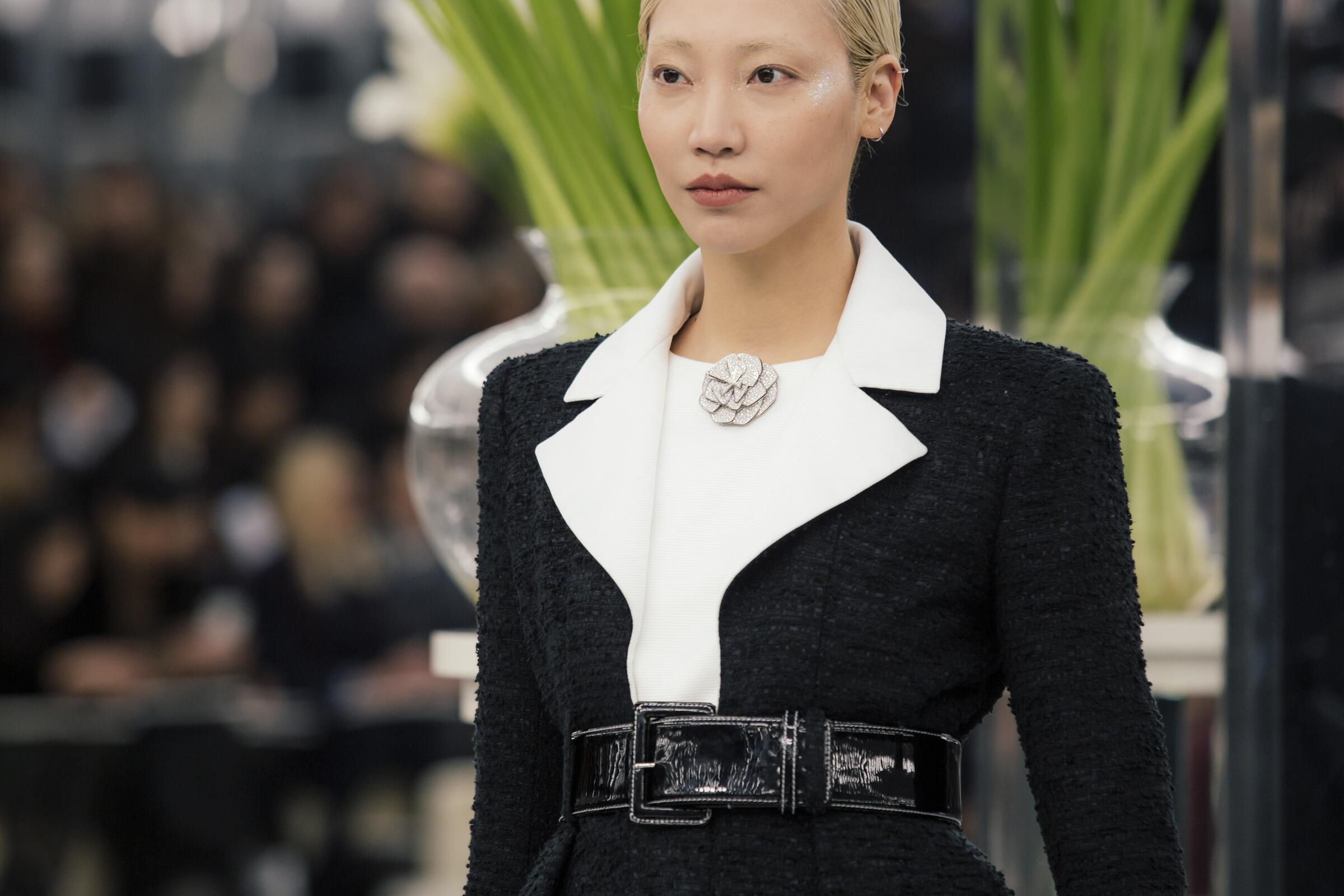 Detail Woman Summer 2017 Fashion Trends Chanel Haute Couture