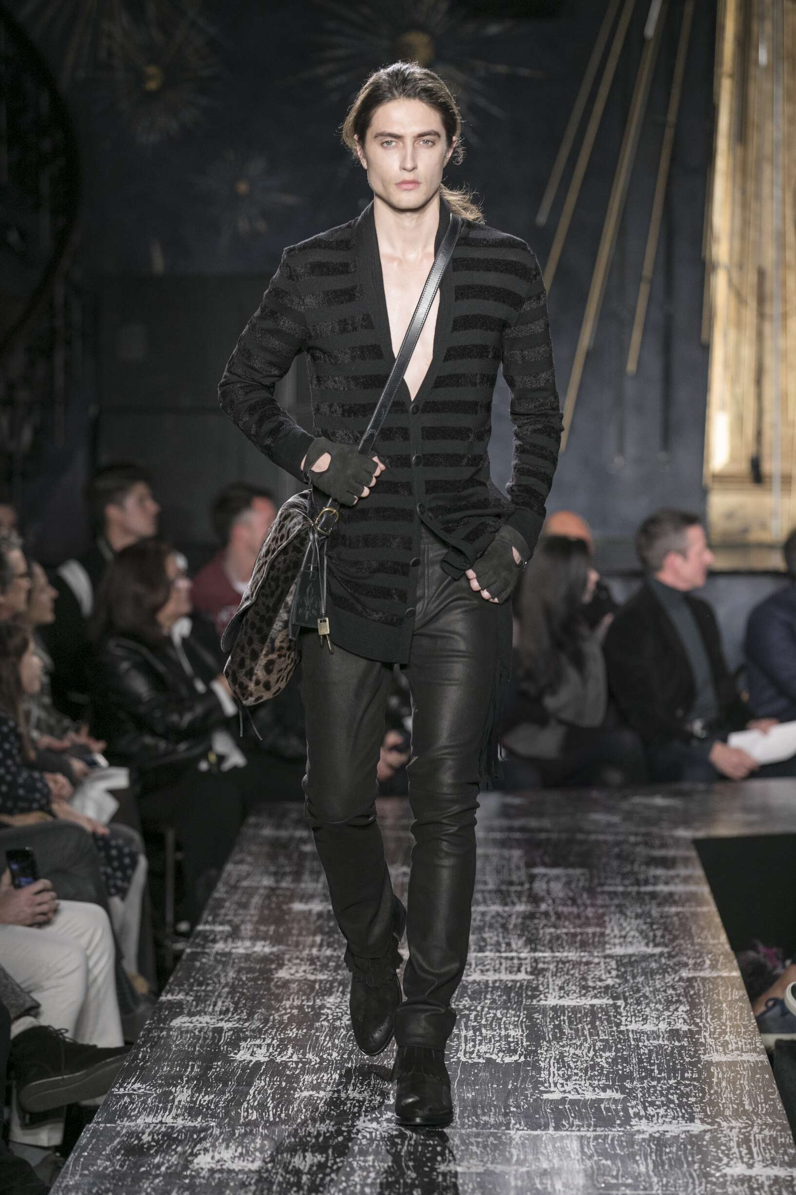FW 2017-18 Fashion Show John Varvatos