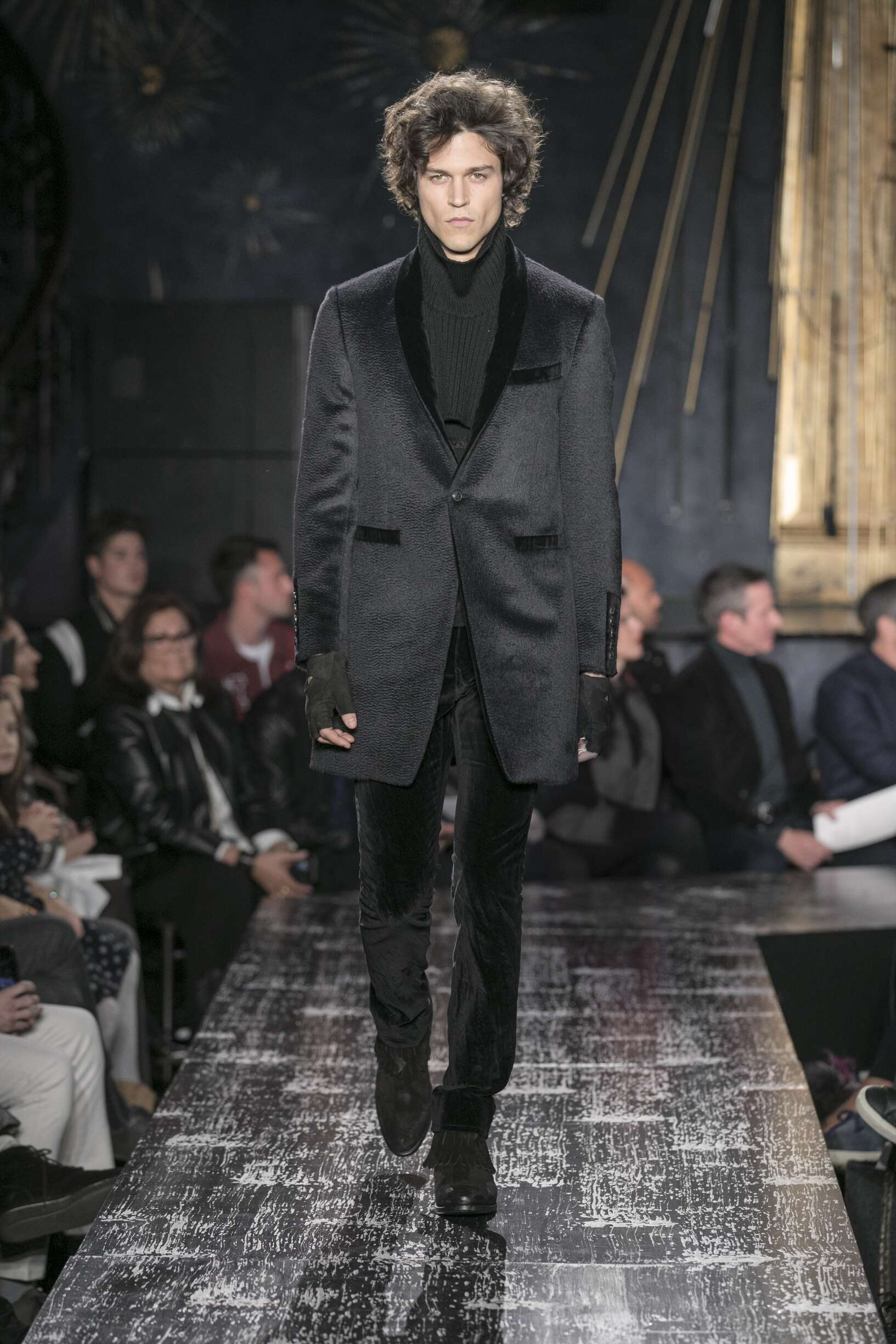 FW 2017-18 John Varvatos Fashion Show