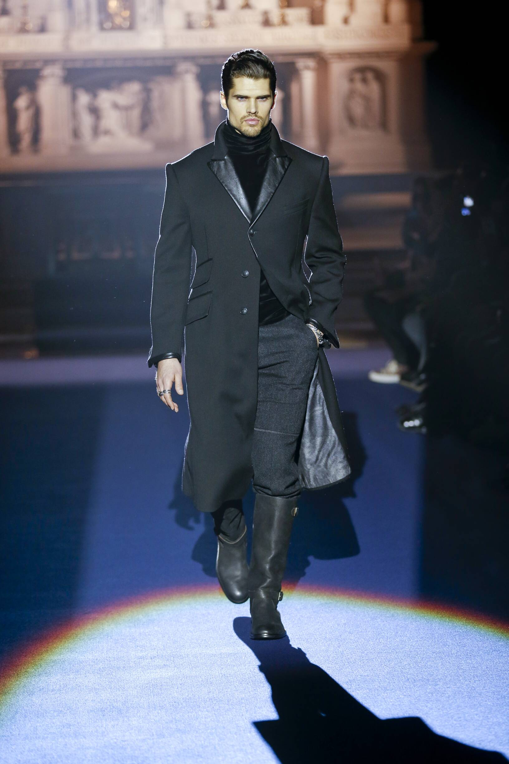 FW 2017-18 Joseph Abboud Fashion Show Man
