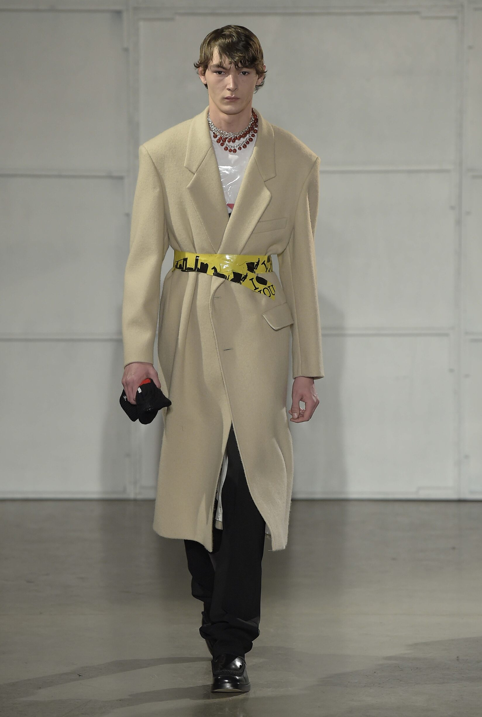 FW 2017-18 Raf Simons Fashion Show