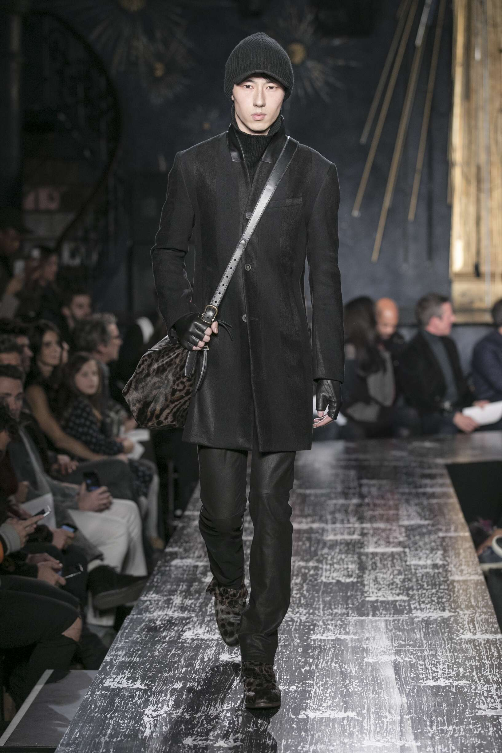 Fall 2017-18 Menswear John Varvatos
