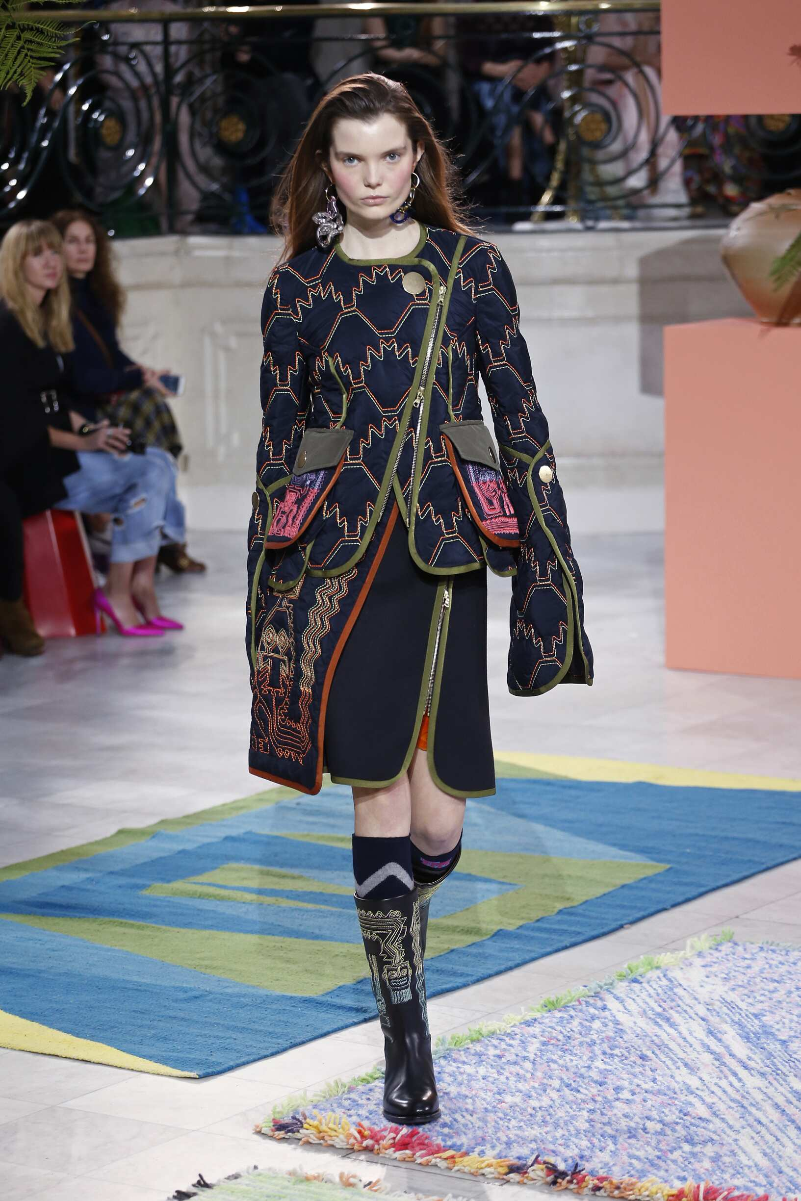 Fall 2017-18 Womenswear Peter Pilotto