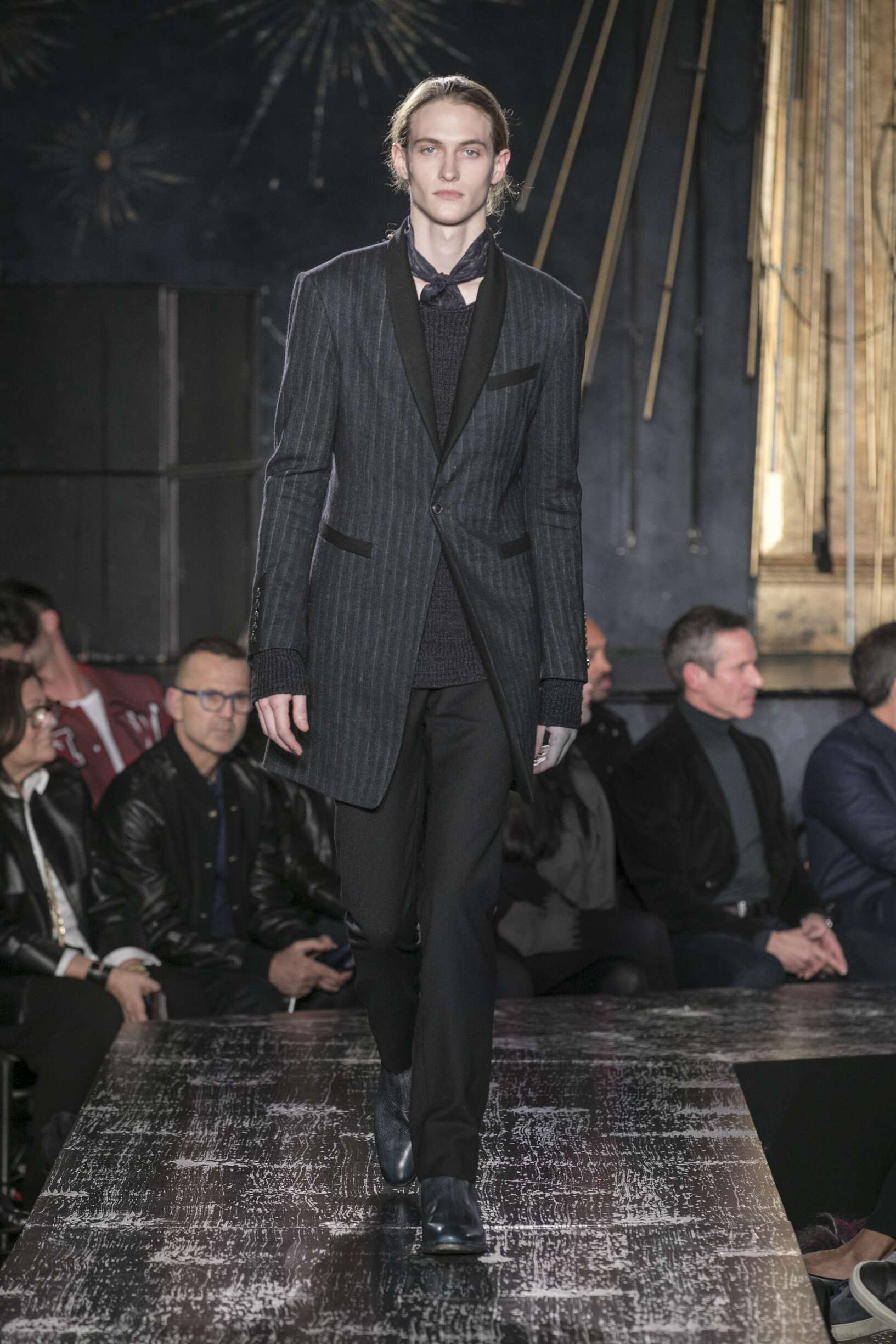 Fall Fashion 2017-18 John Varvatos
