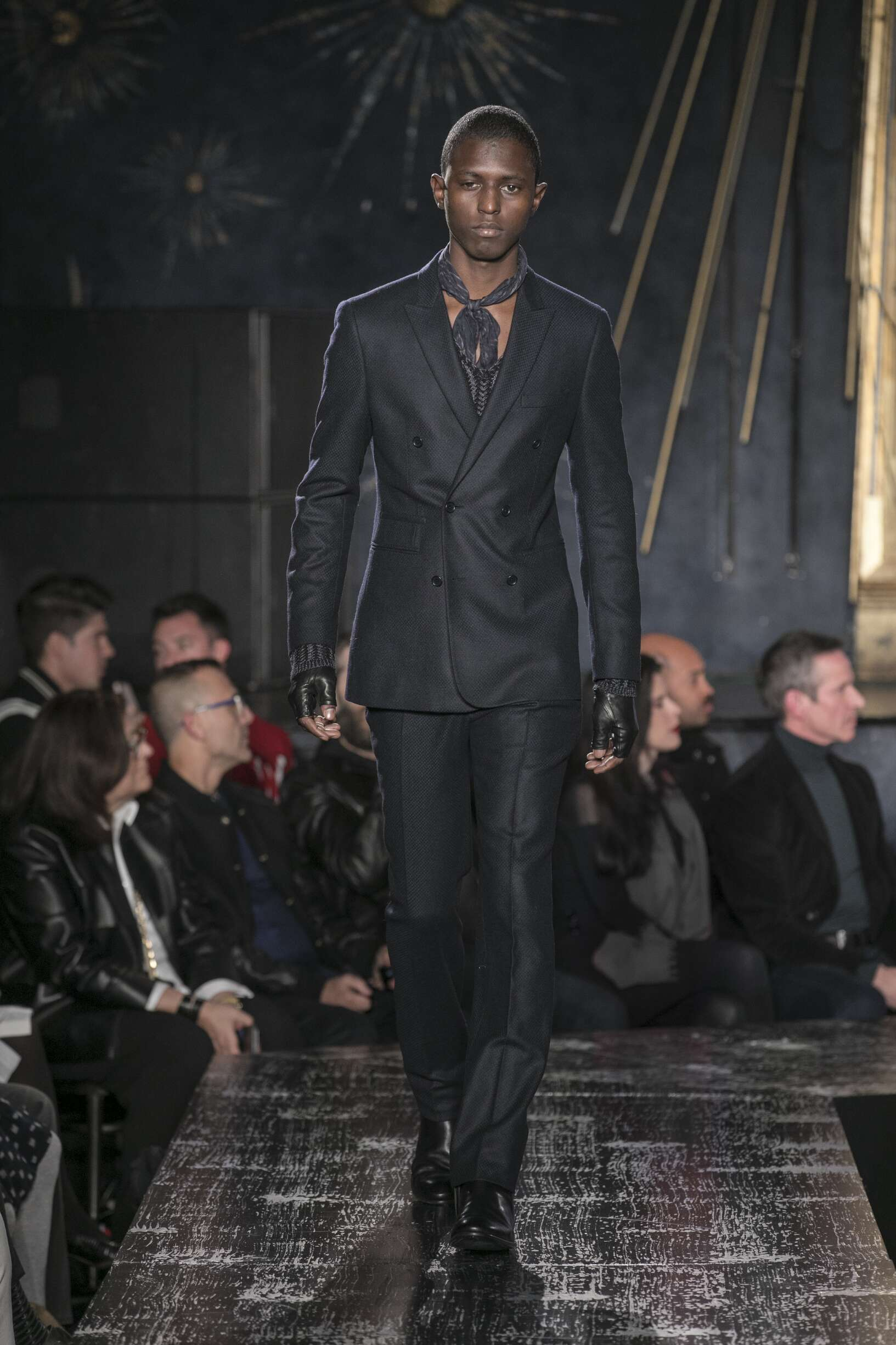 Fall Winter 2017 Man New York John Varvatos Collection