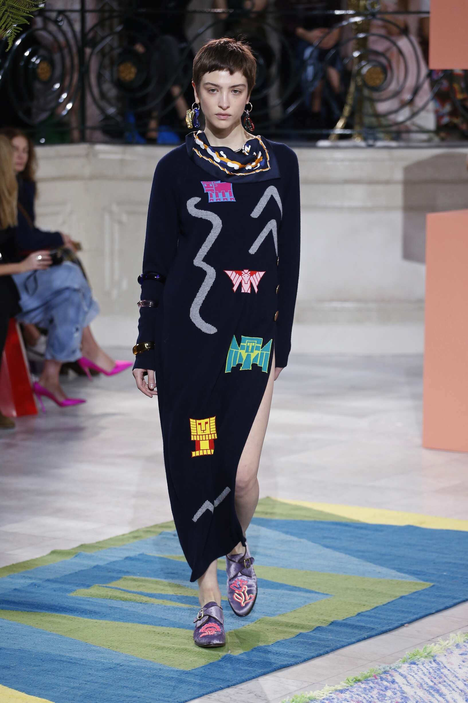 Fall Winter 2017 Woman London Peter Pilotto Collection