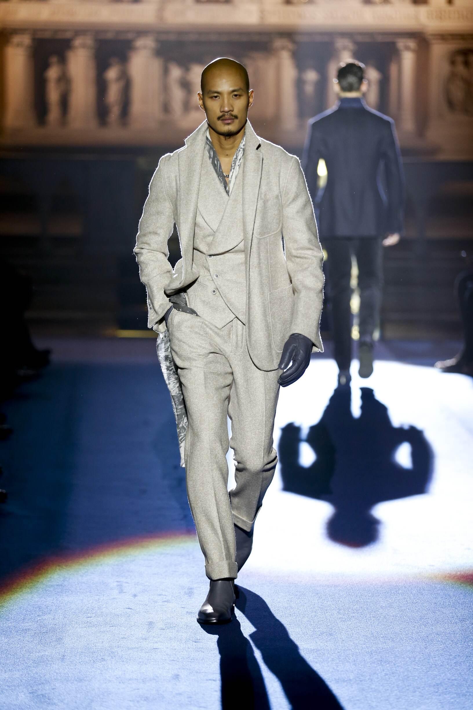 Fashion 2017-2018 Catwalk Joseph Abboud Winter