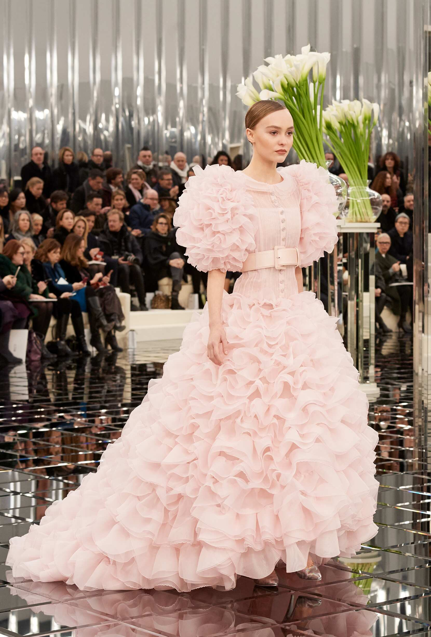 Finale 2017-2018 Woman Style Chanel Couture