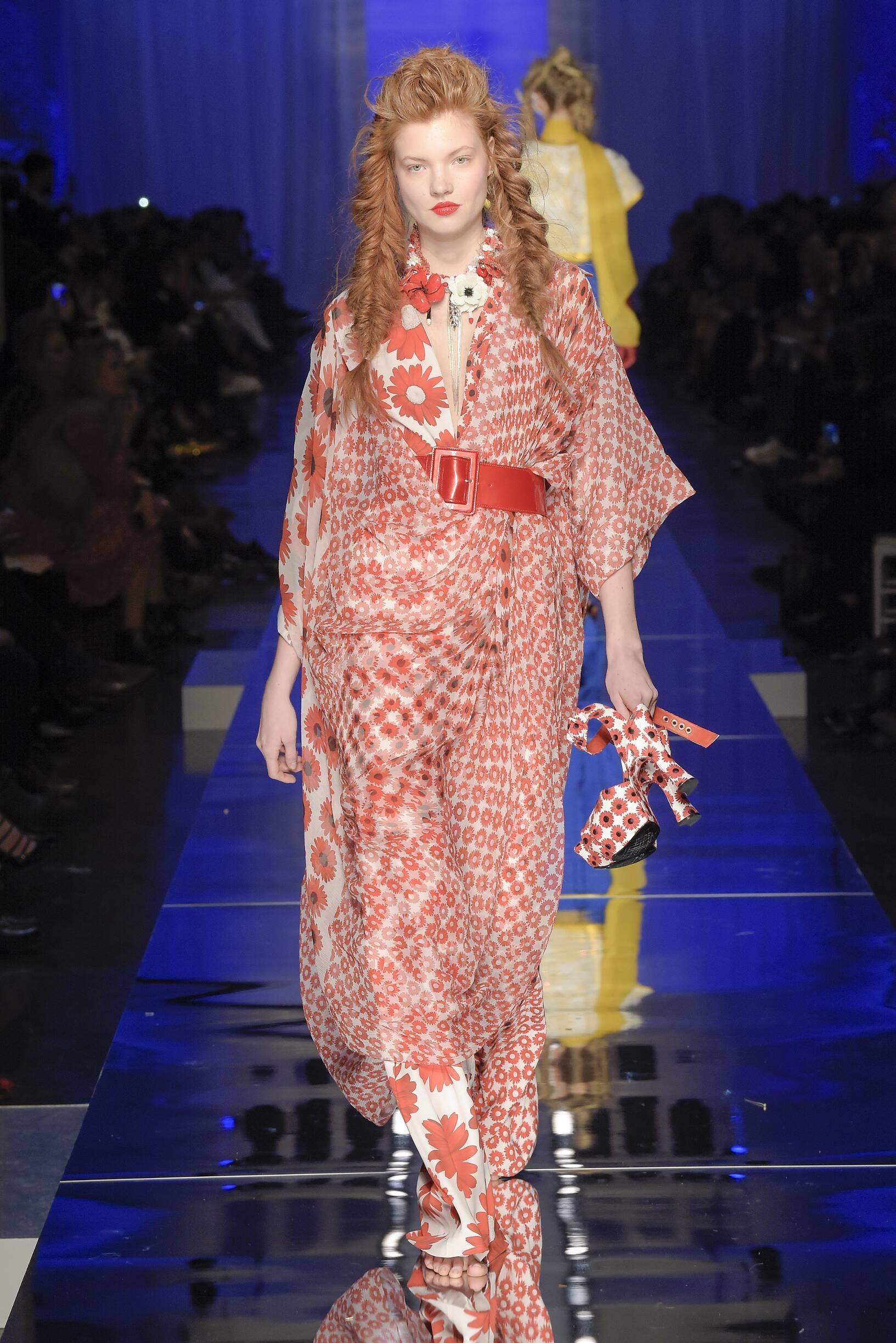 Jean Paul Gaultier Haute Couture 2017 Womenswear