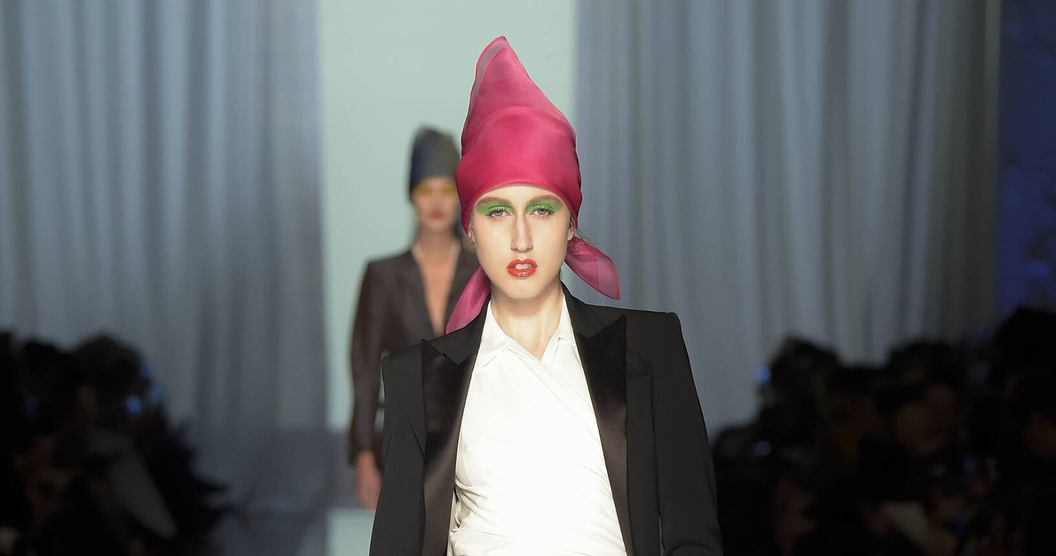 Jean Paul Gaultier Haute Couture Fashion Show SS 2017 Paris