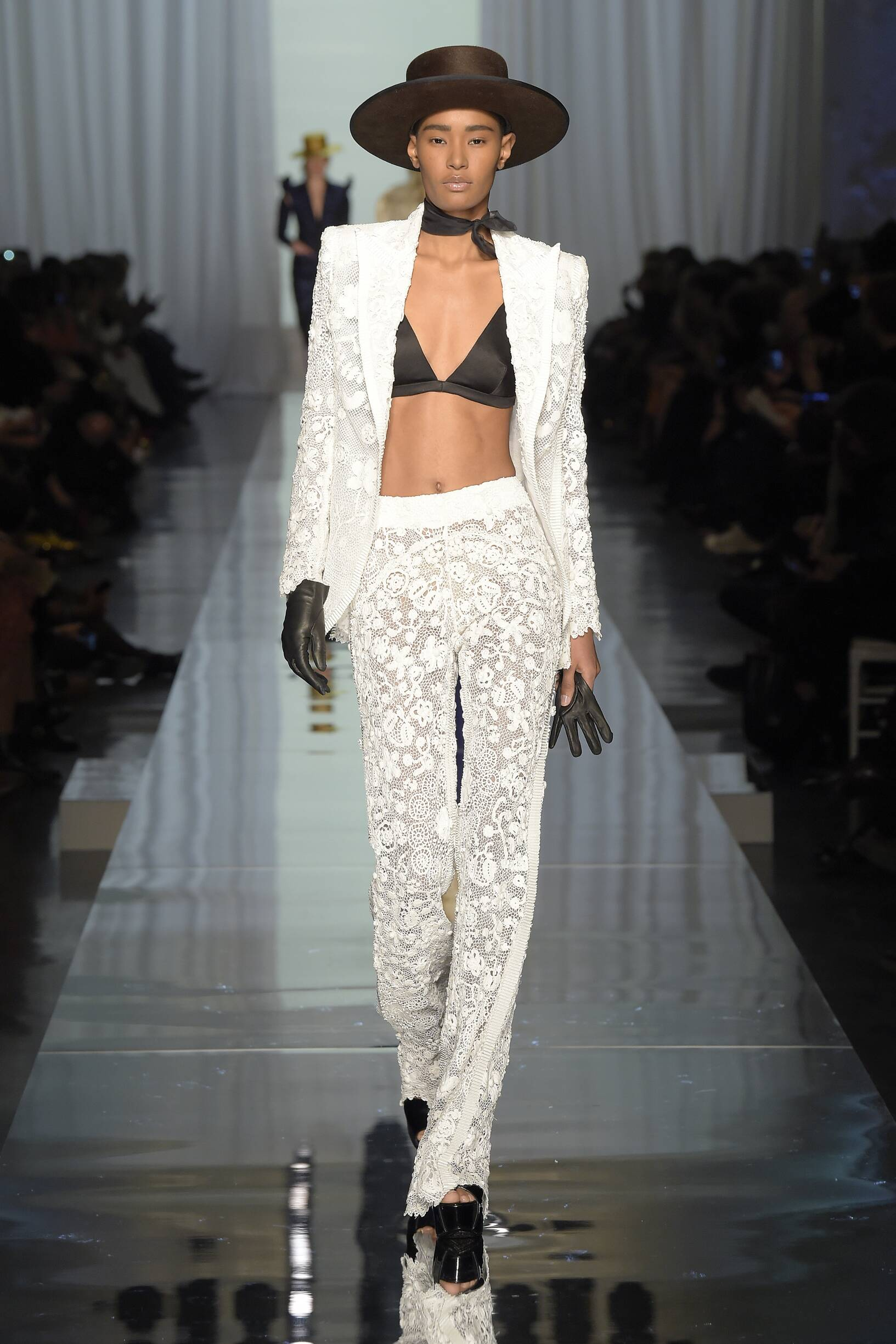 Jean Paul Gaultier Haute Couture Paris Fashion Week Womenswear