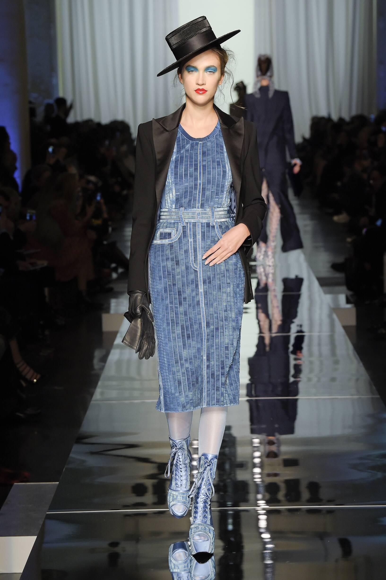 Jean Paul Gaultier Haute Couture Woman 2017
