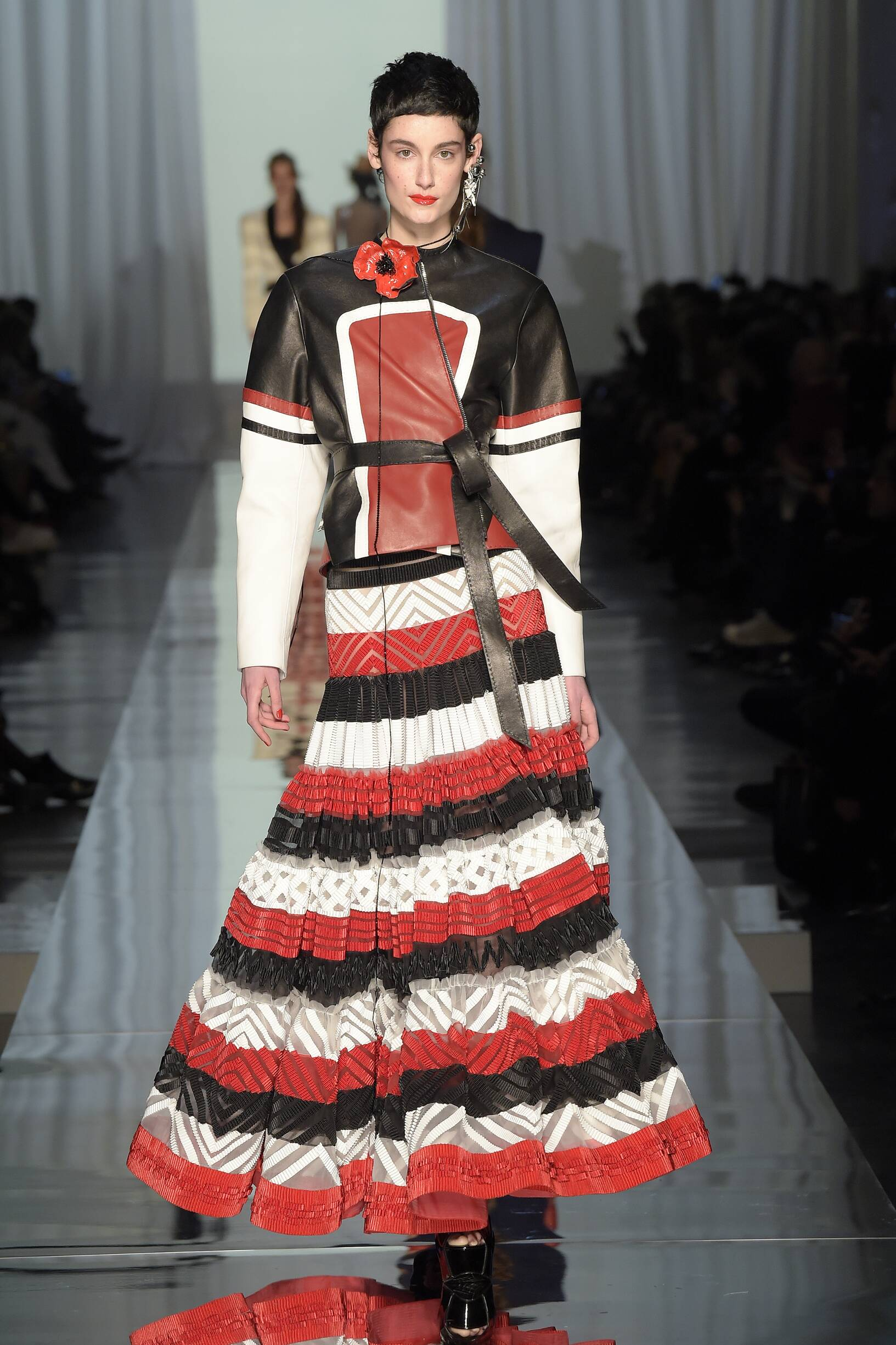 Jean Paul Gaultier Haute Couture Woman Fashion Style