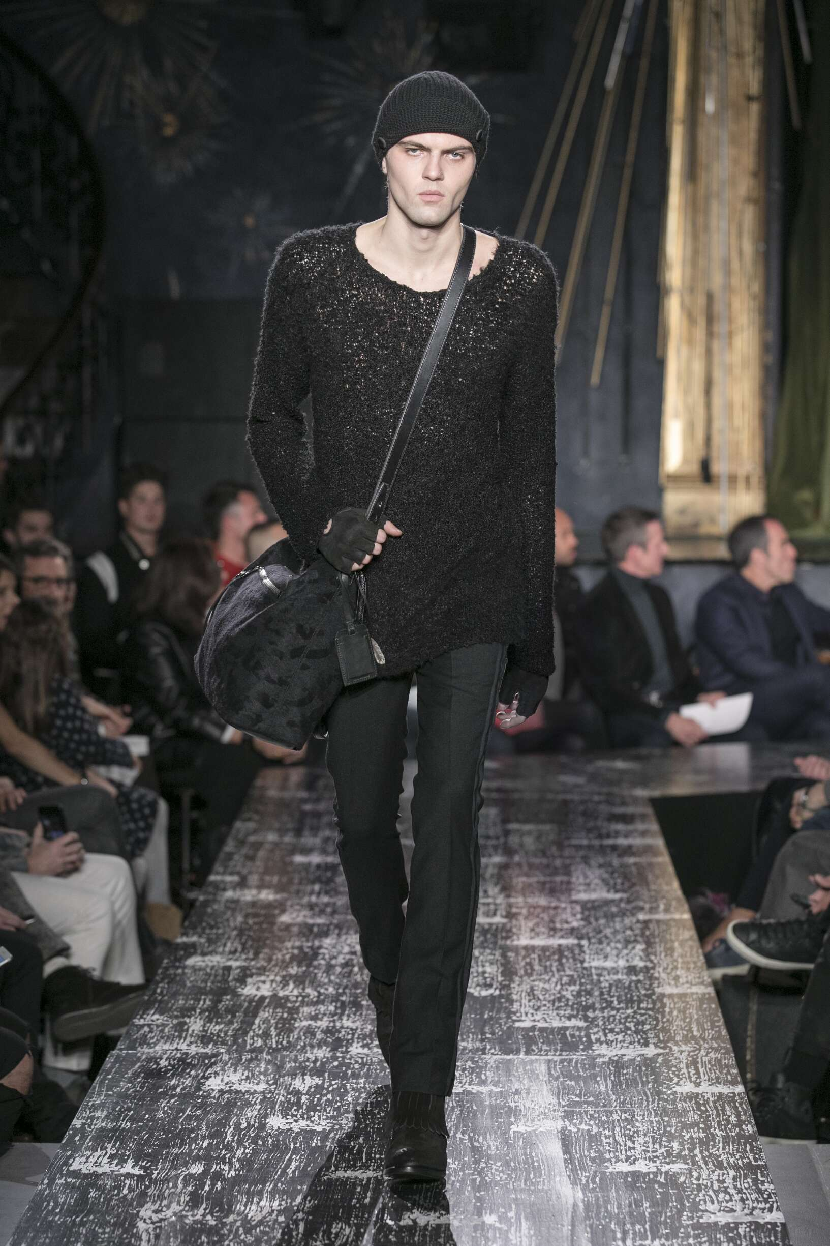 John Varvatos Catwalk