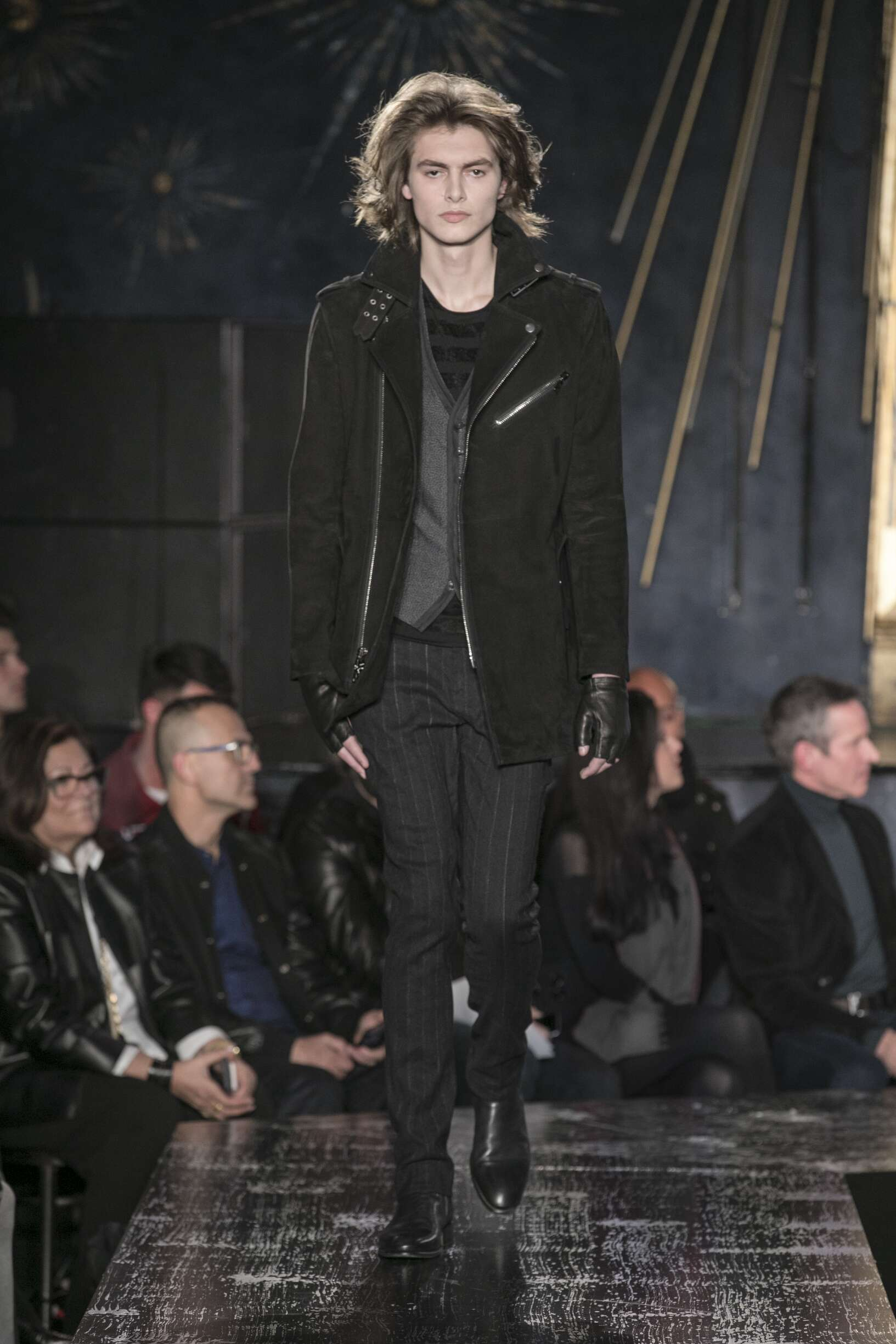John Varvatos Fall Winter 2017 Mens Collection New York Fashion Week