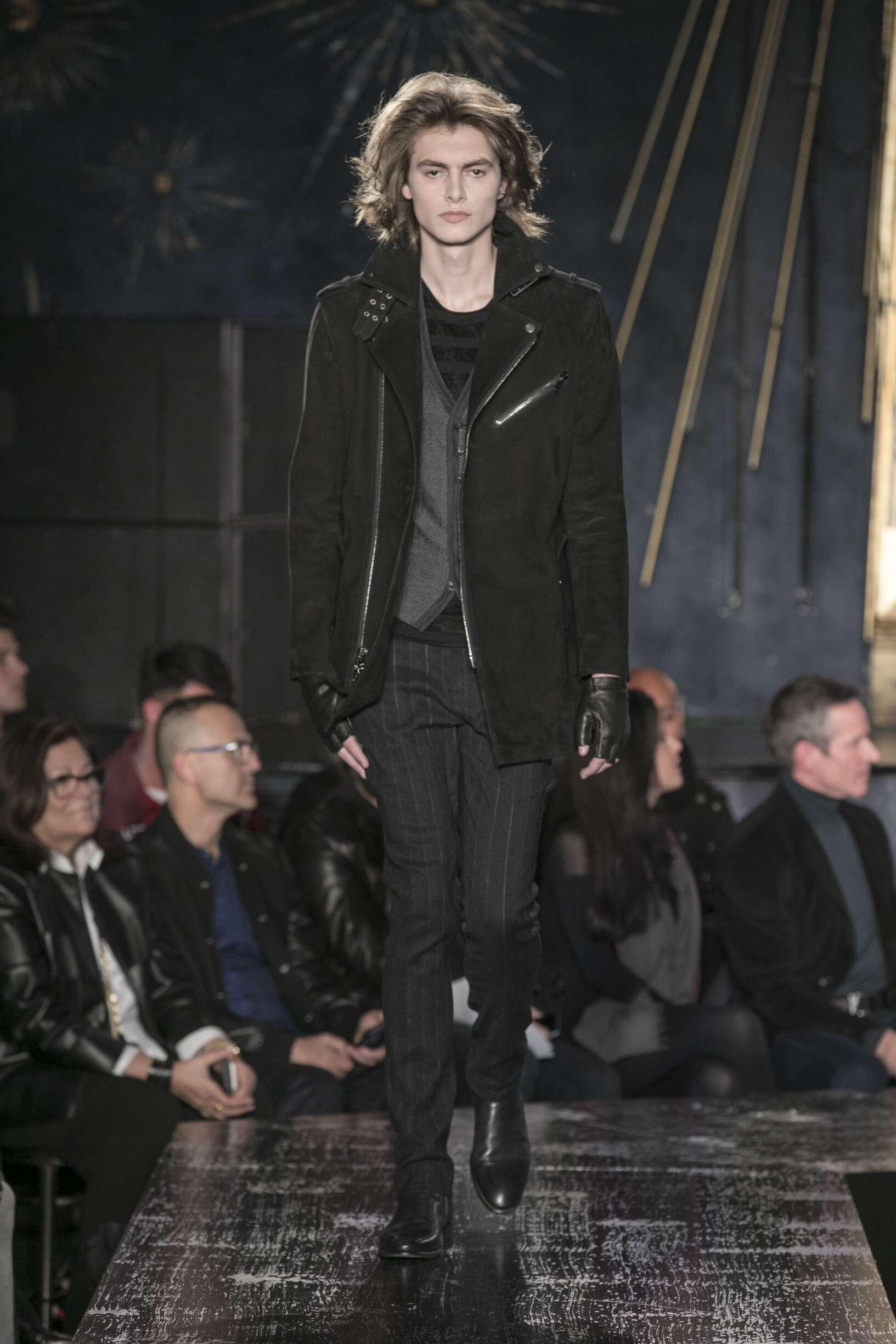 John Varvatos Fall Winter 2017 Mens Collection New York Fashion Week