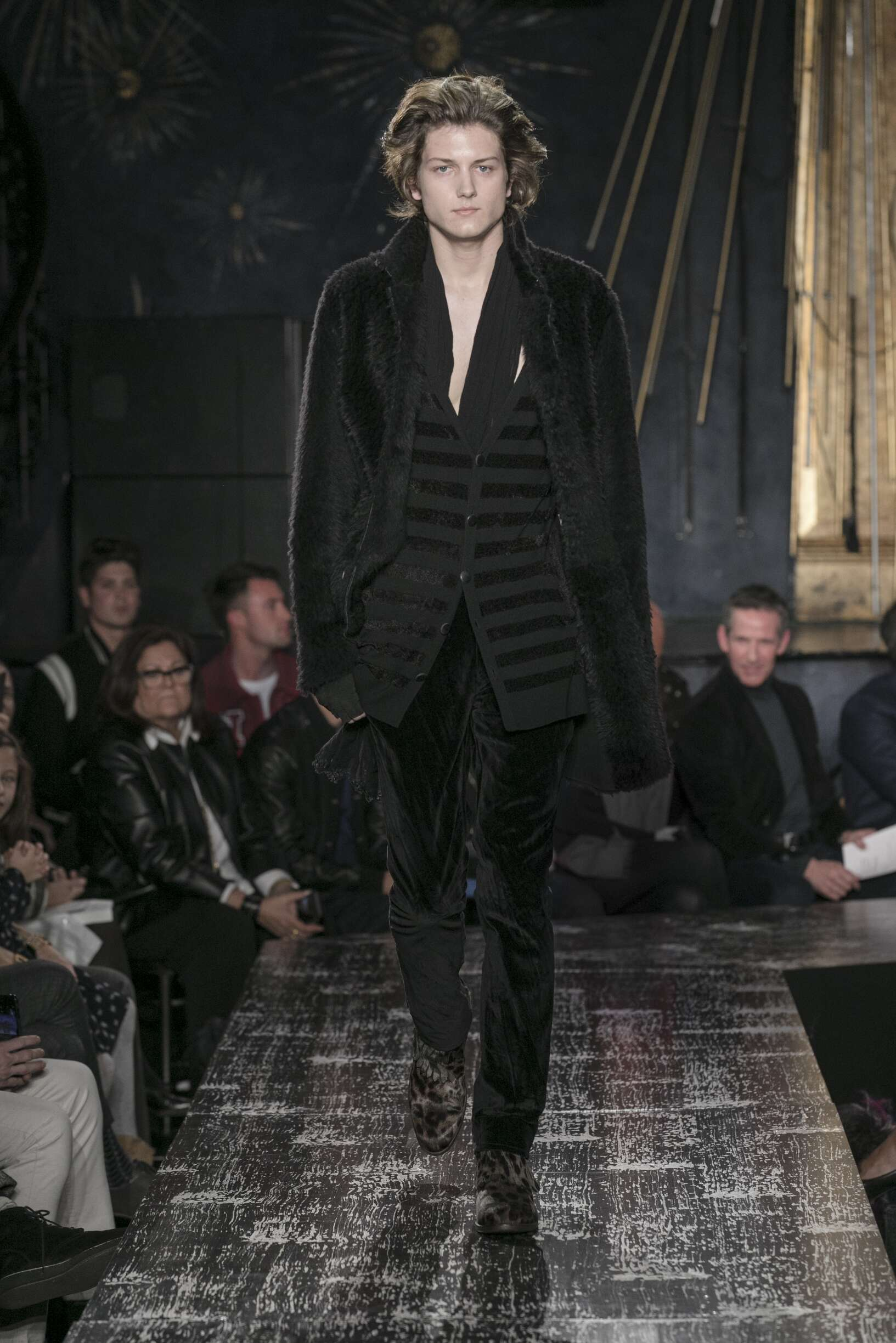 John Varvatos Fashion Show FW 2017