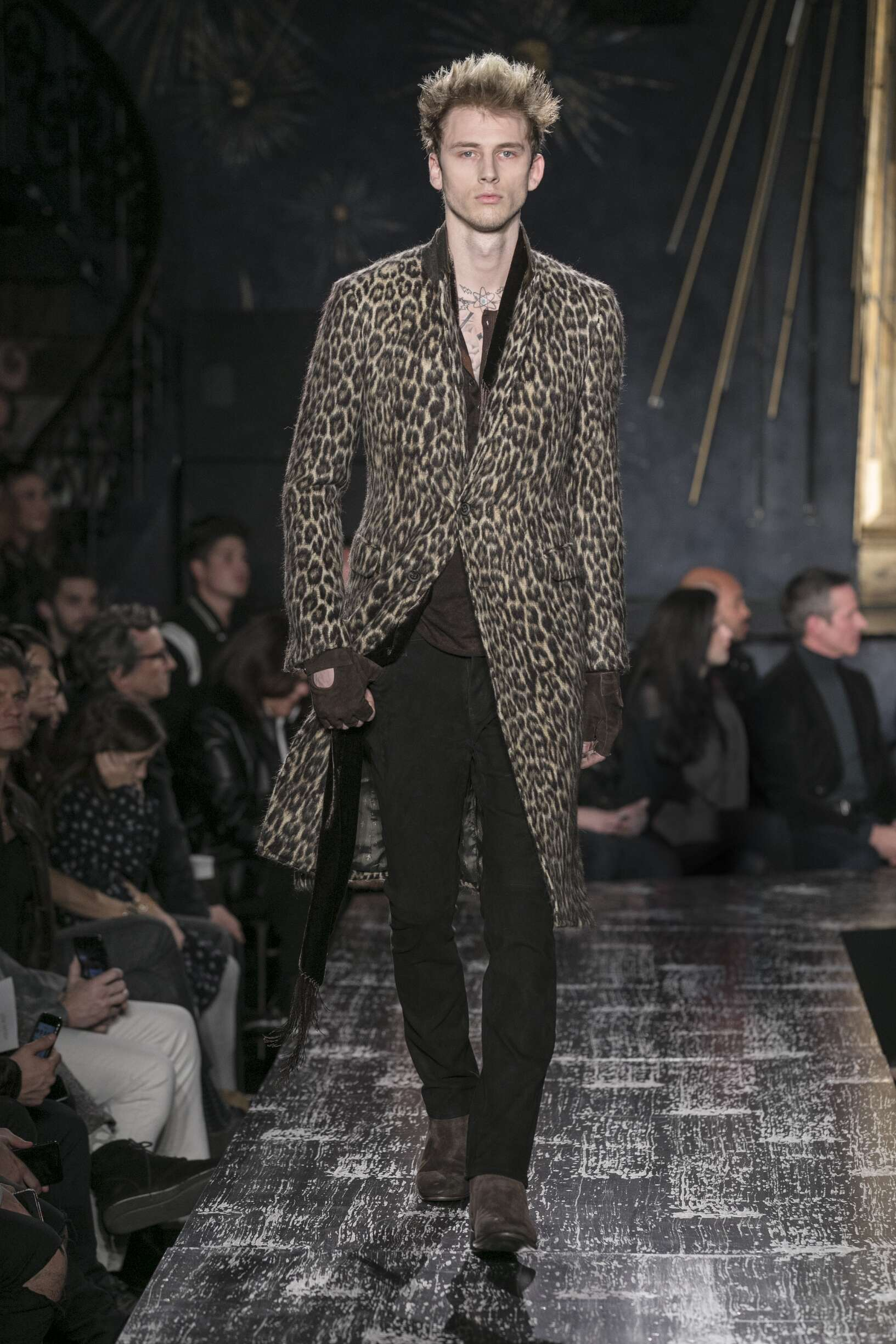John Varvatos Fashion Show New York