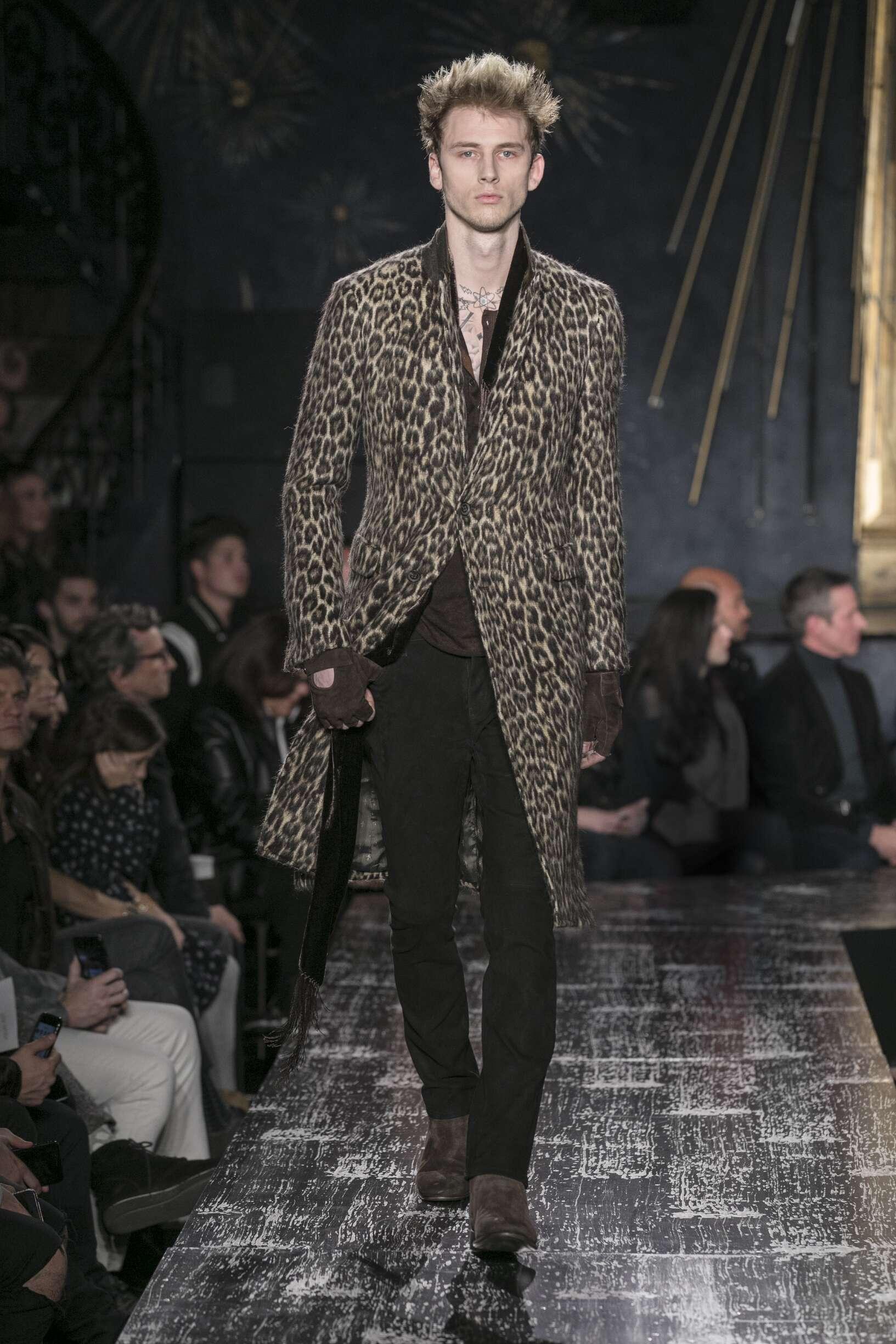 John Varvatos Fashion Show New York
