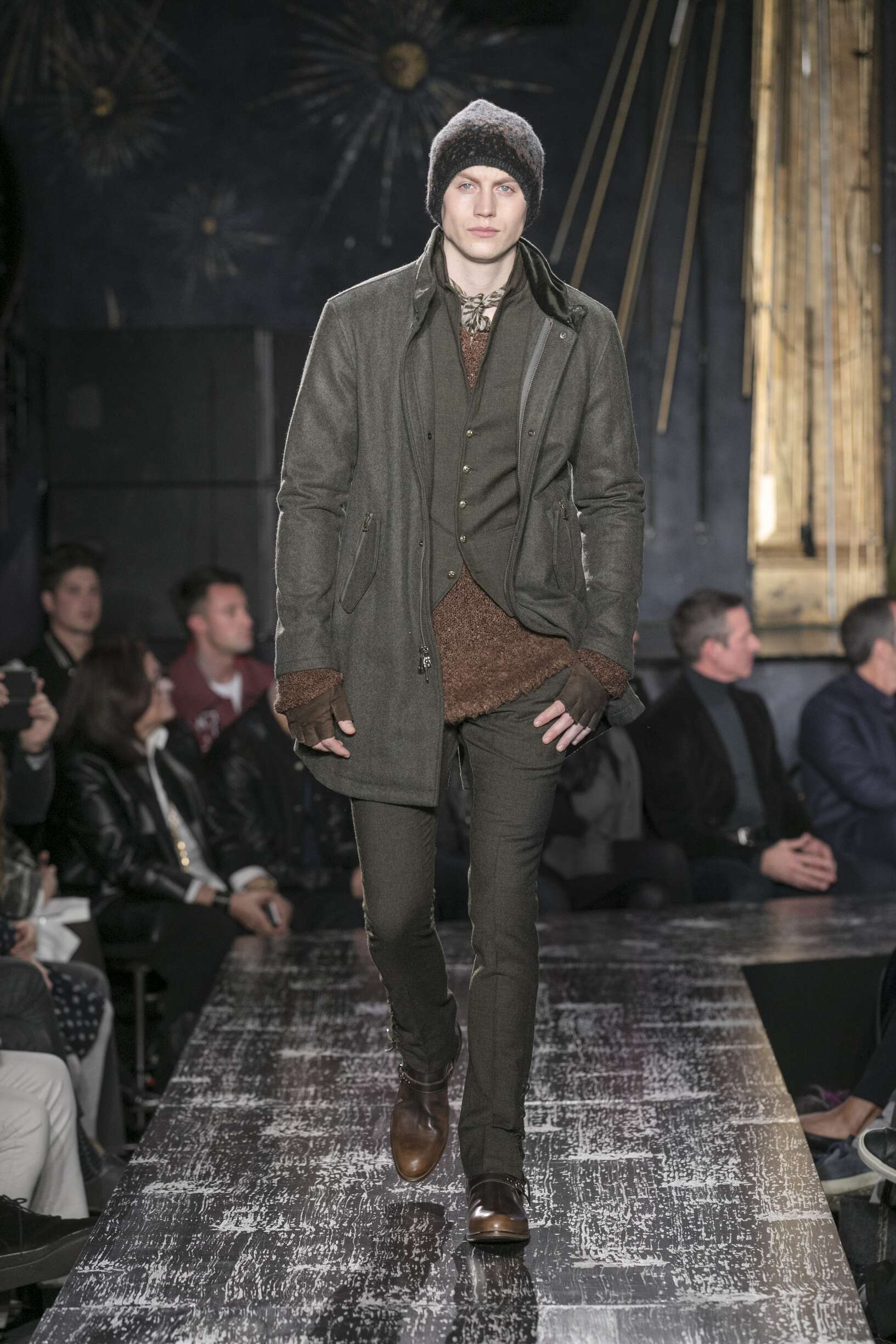 John Varvatos Fashion Show