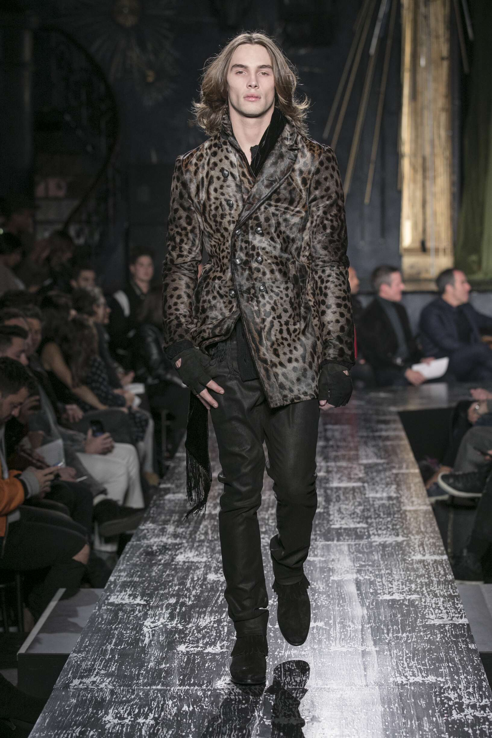 John Varvatos Man 2017