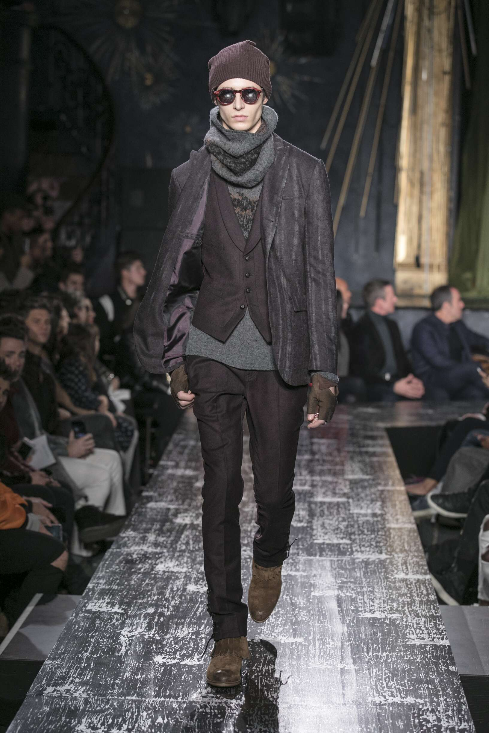John Varvatos New York Fashion Week Menswear