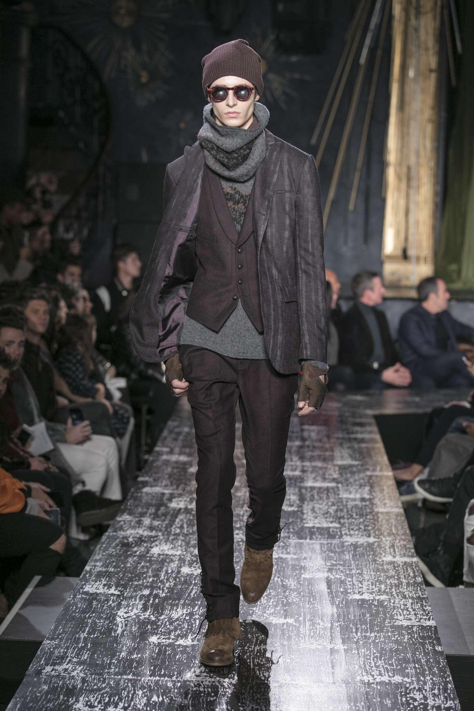 John Varvatos New York Fashion Week Menswear