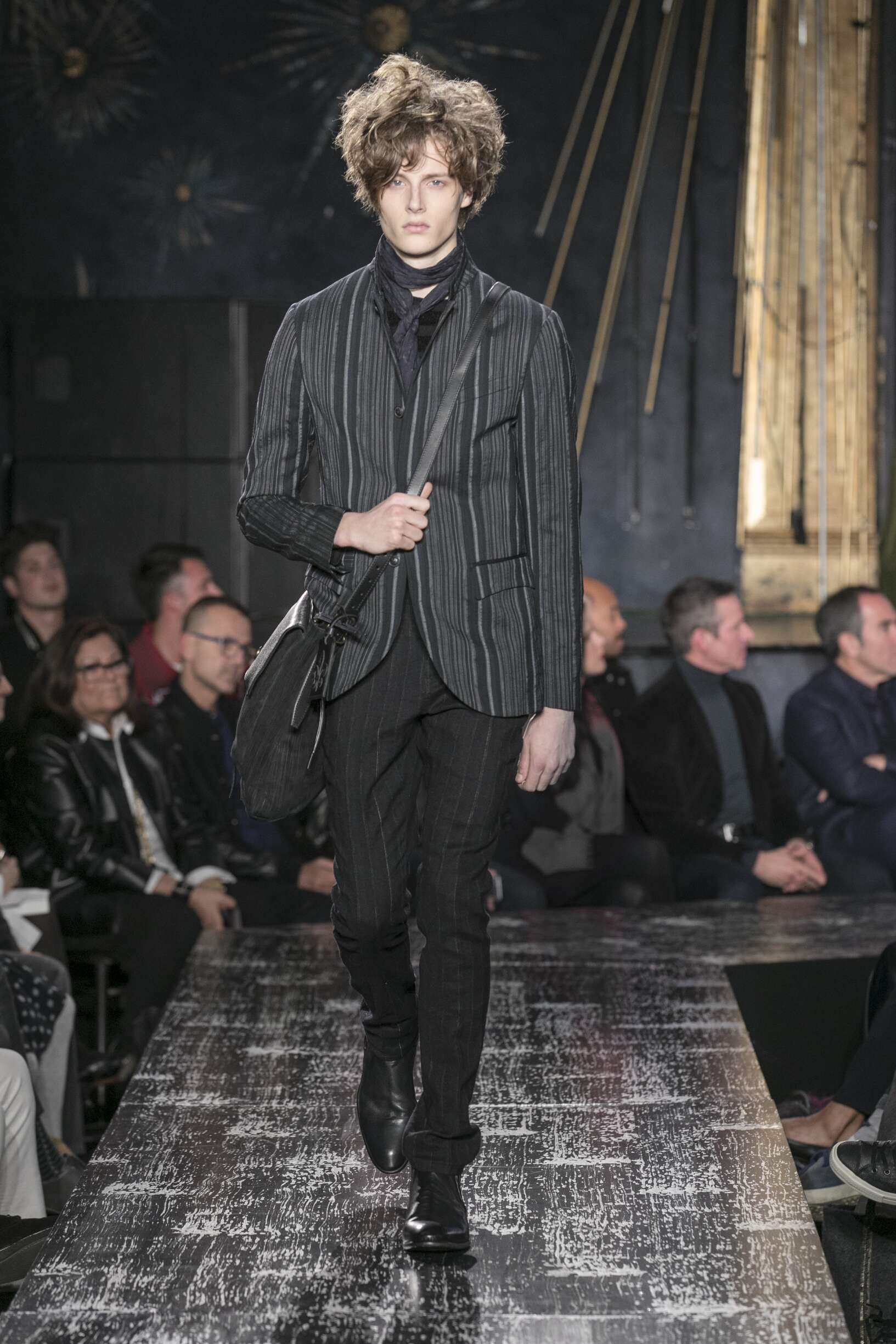 John Varvatos Winter 2017 Catwalk