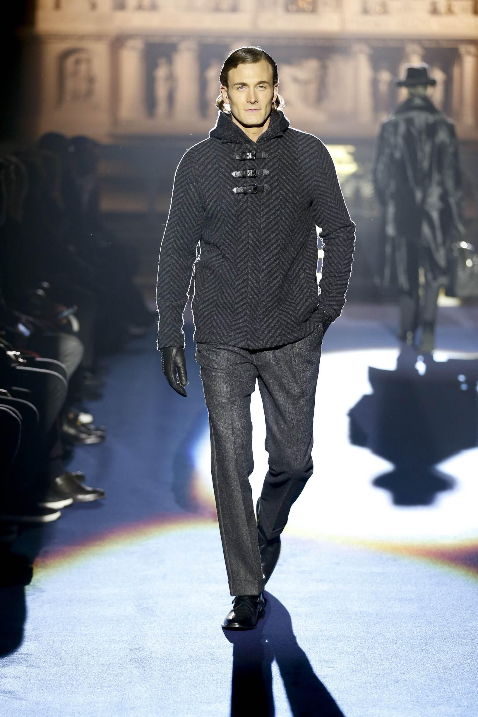 Joseph Abboud Fashion Show