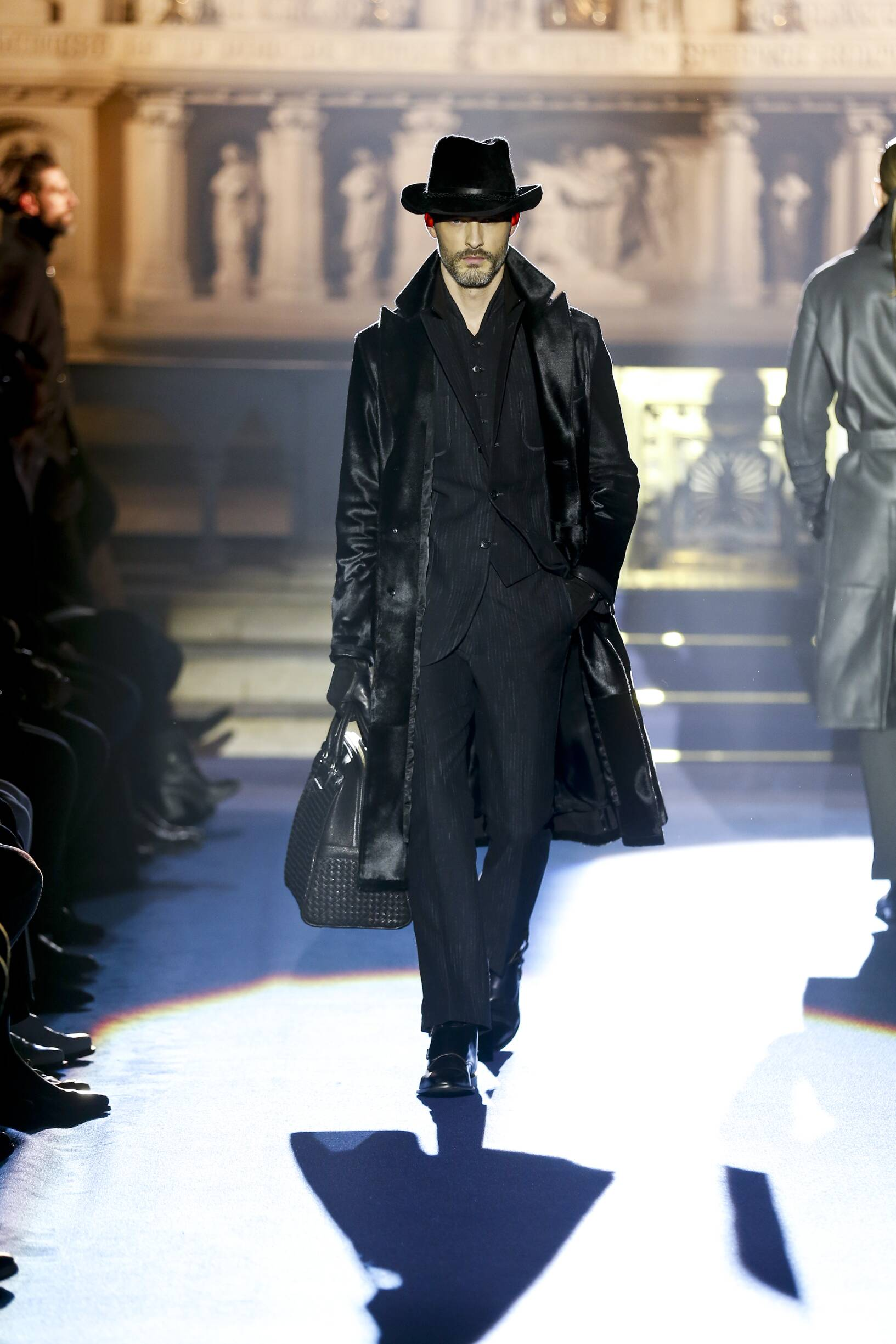 Joseph Abboud Man  New York Fashion Week
