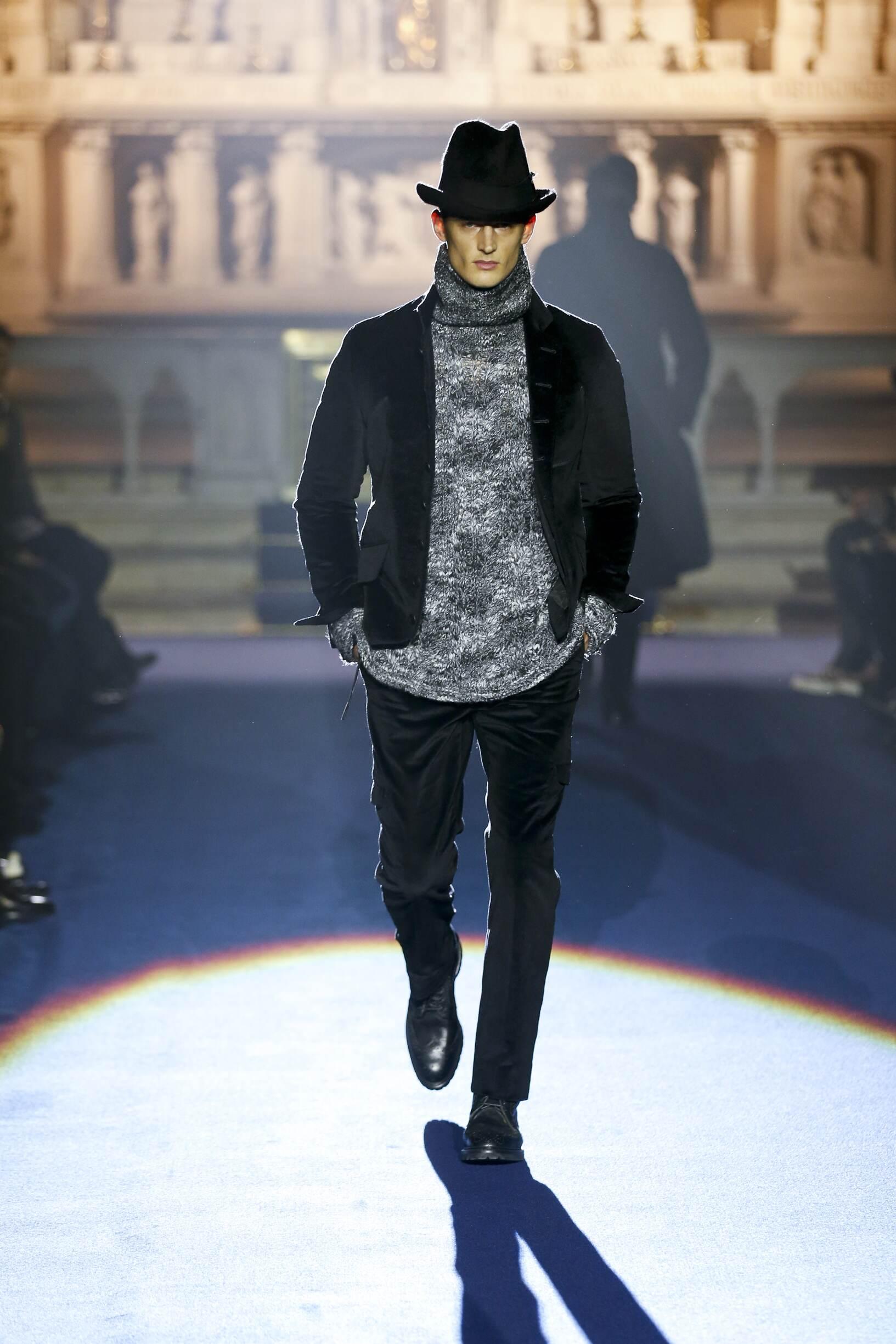 Joseph Abboud  New York Fashion Week Menswear