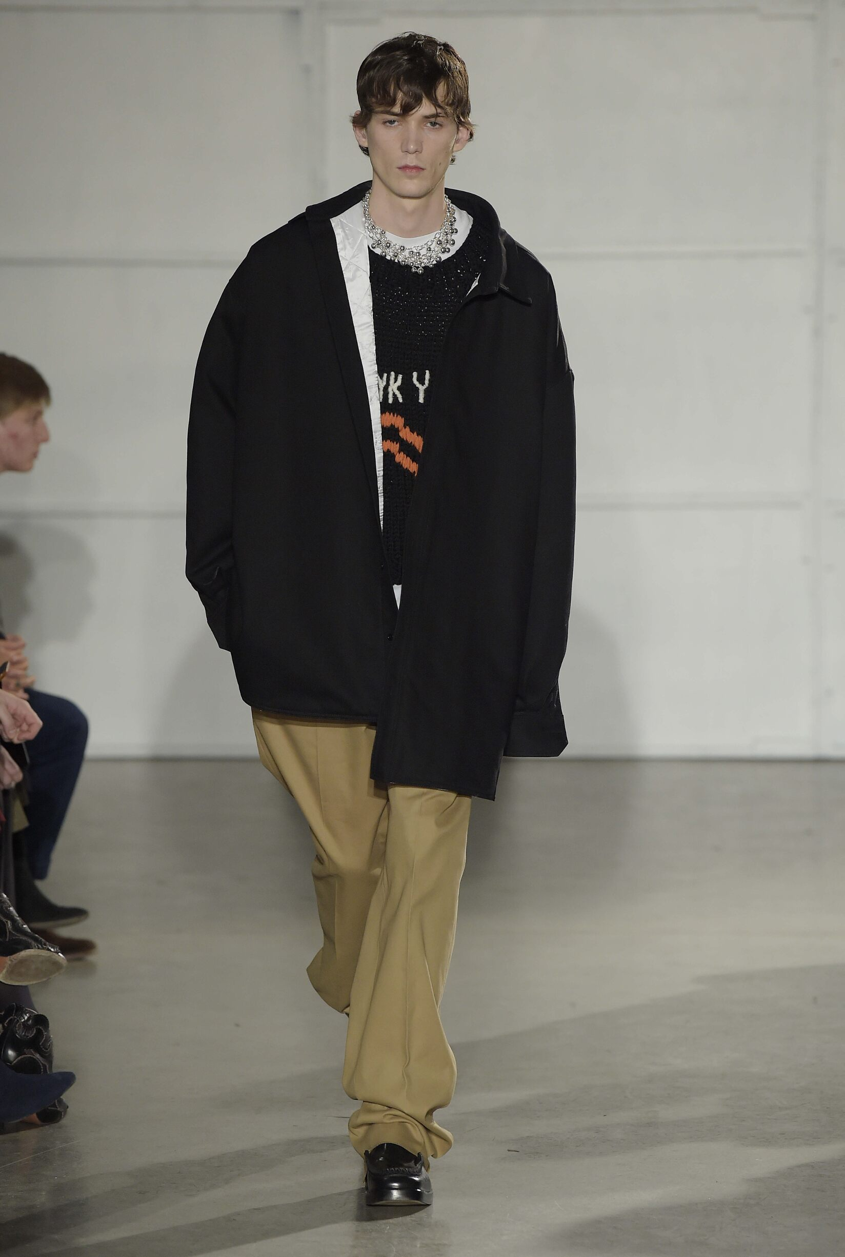 Man Fall 2017 Fashion Trends Raf Simons