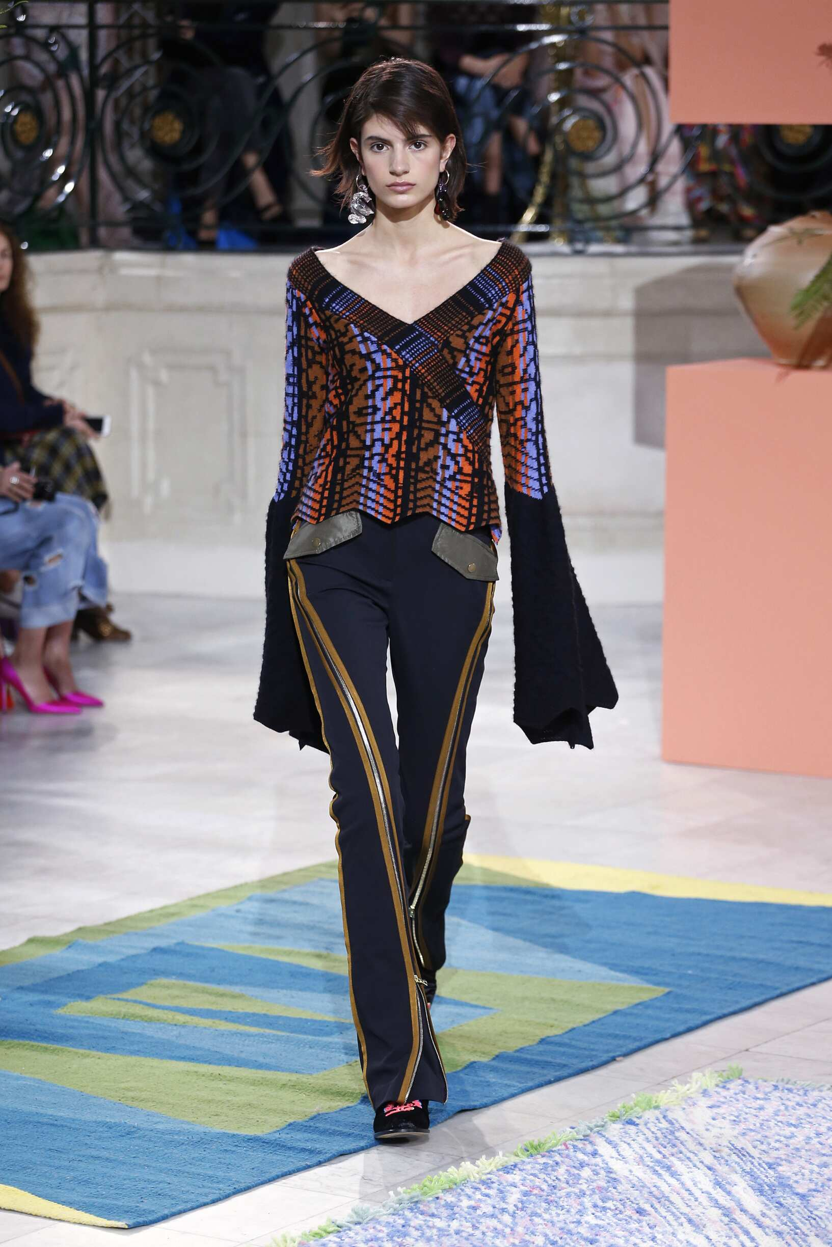 Peter Pilotto Fall Winter 2017 Womens Collection London Fashion Week