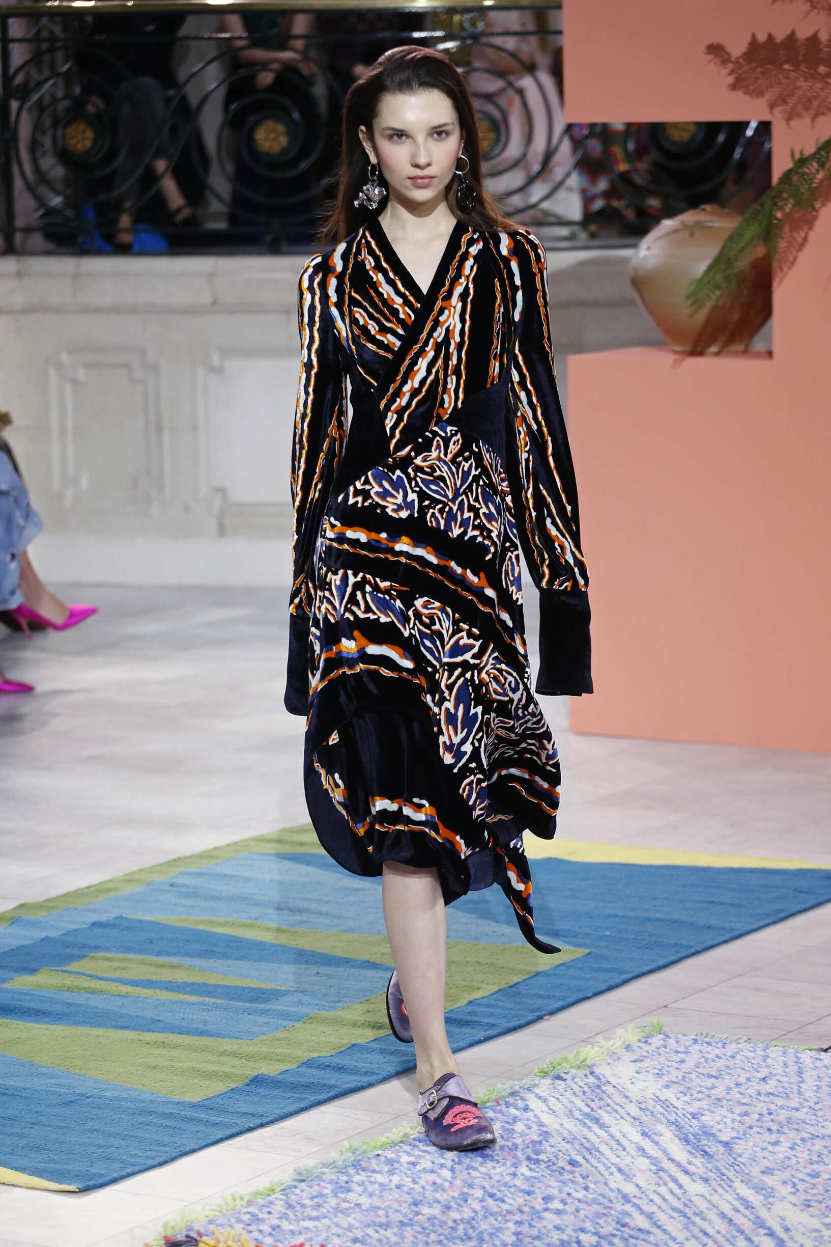 Peter Pilotto Winter 2017 Catwalk