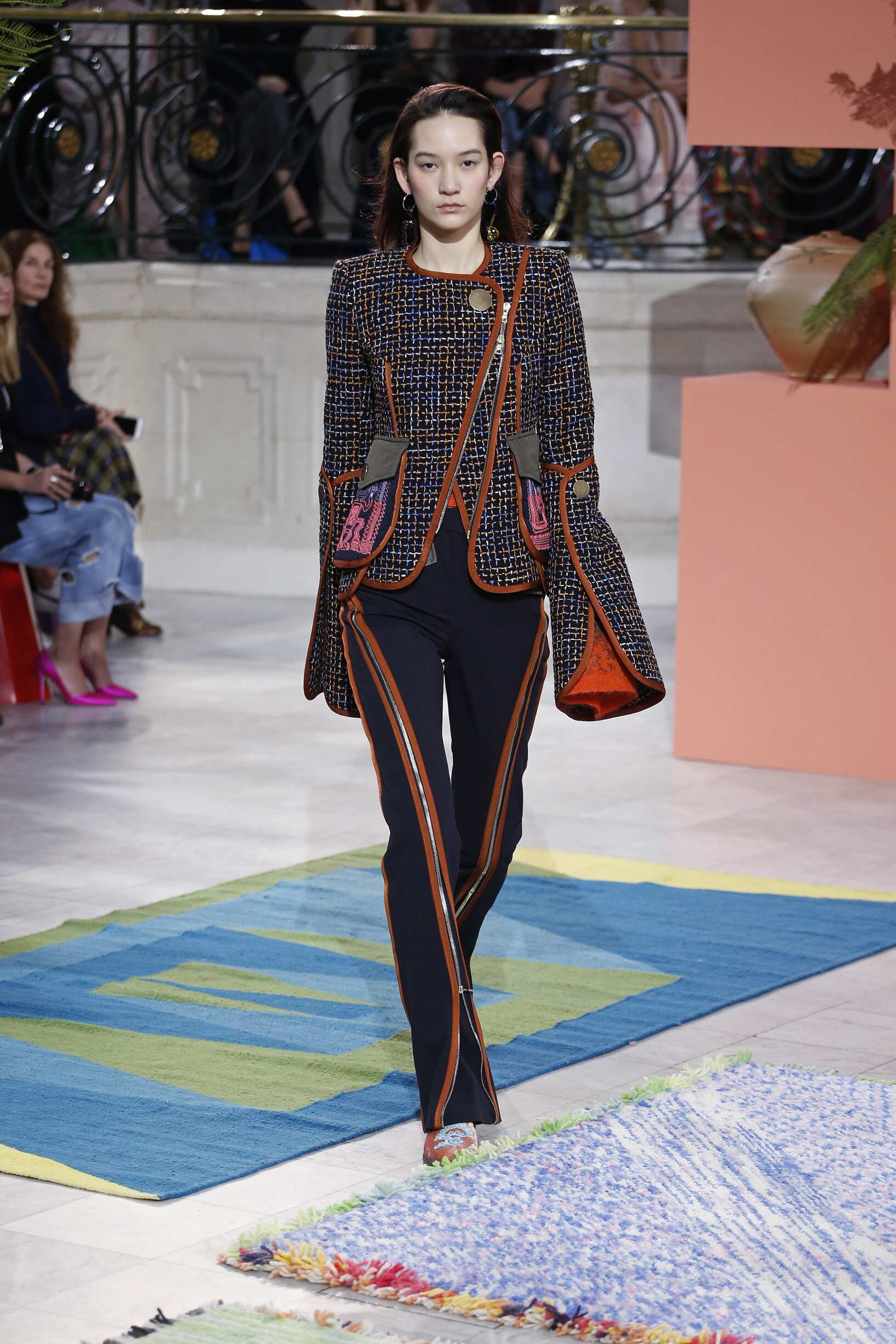 Peter Pilotto Woman Catwalk