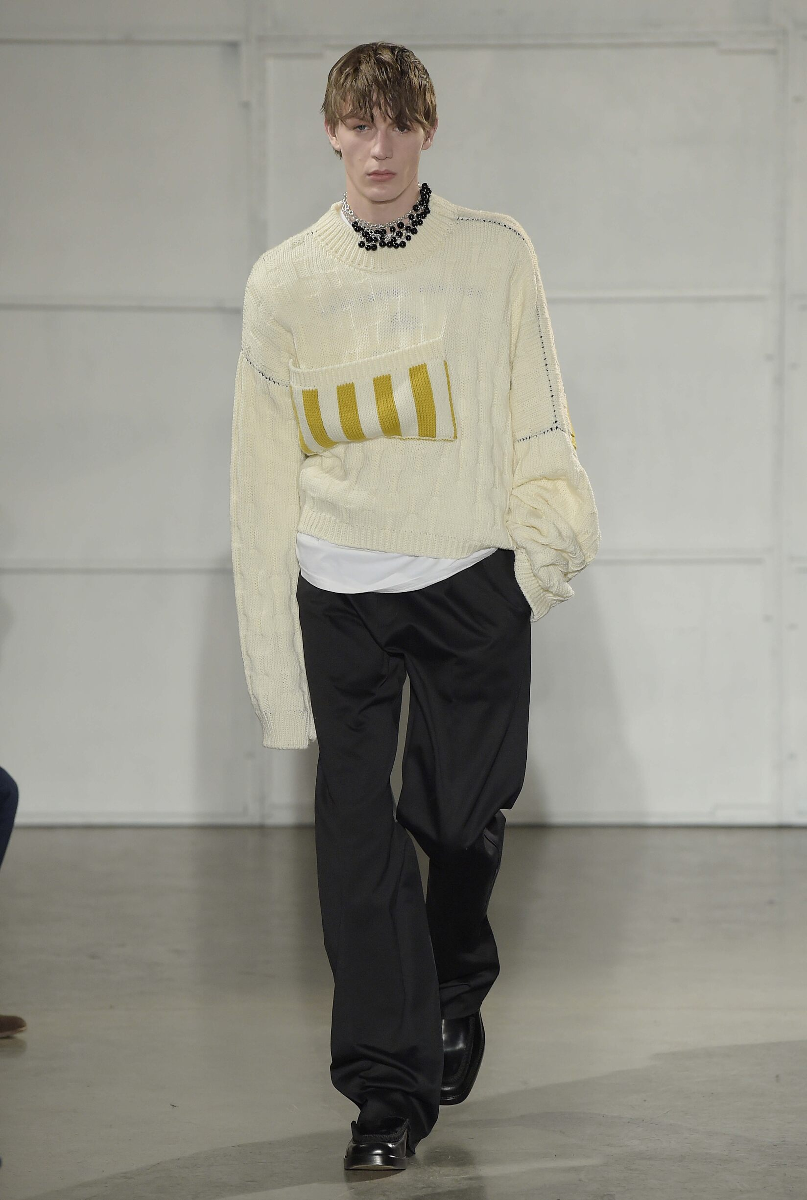 Raf Simons Fall Winter 2017 Mens Collection New York Fashion Week