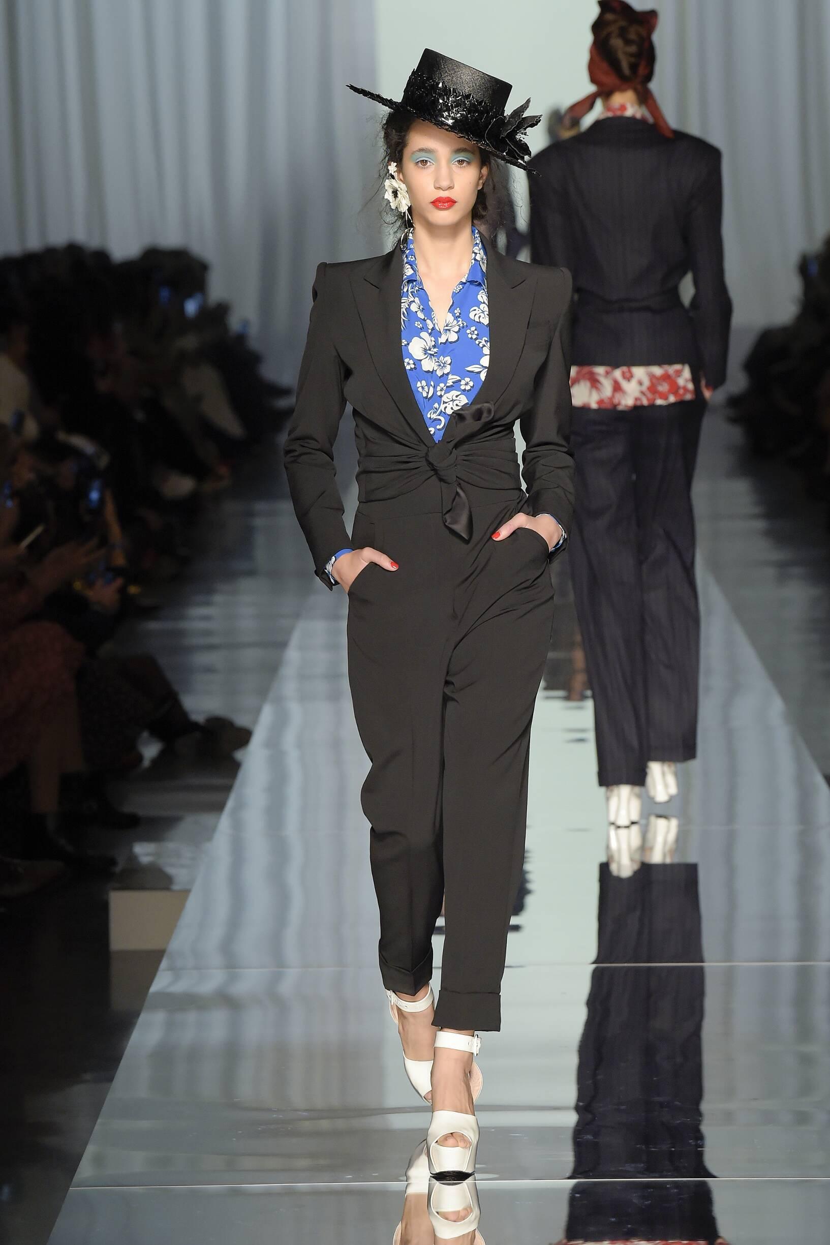 Spring 2017 Womenswear Jean Paul Gaultier Haute Couture