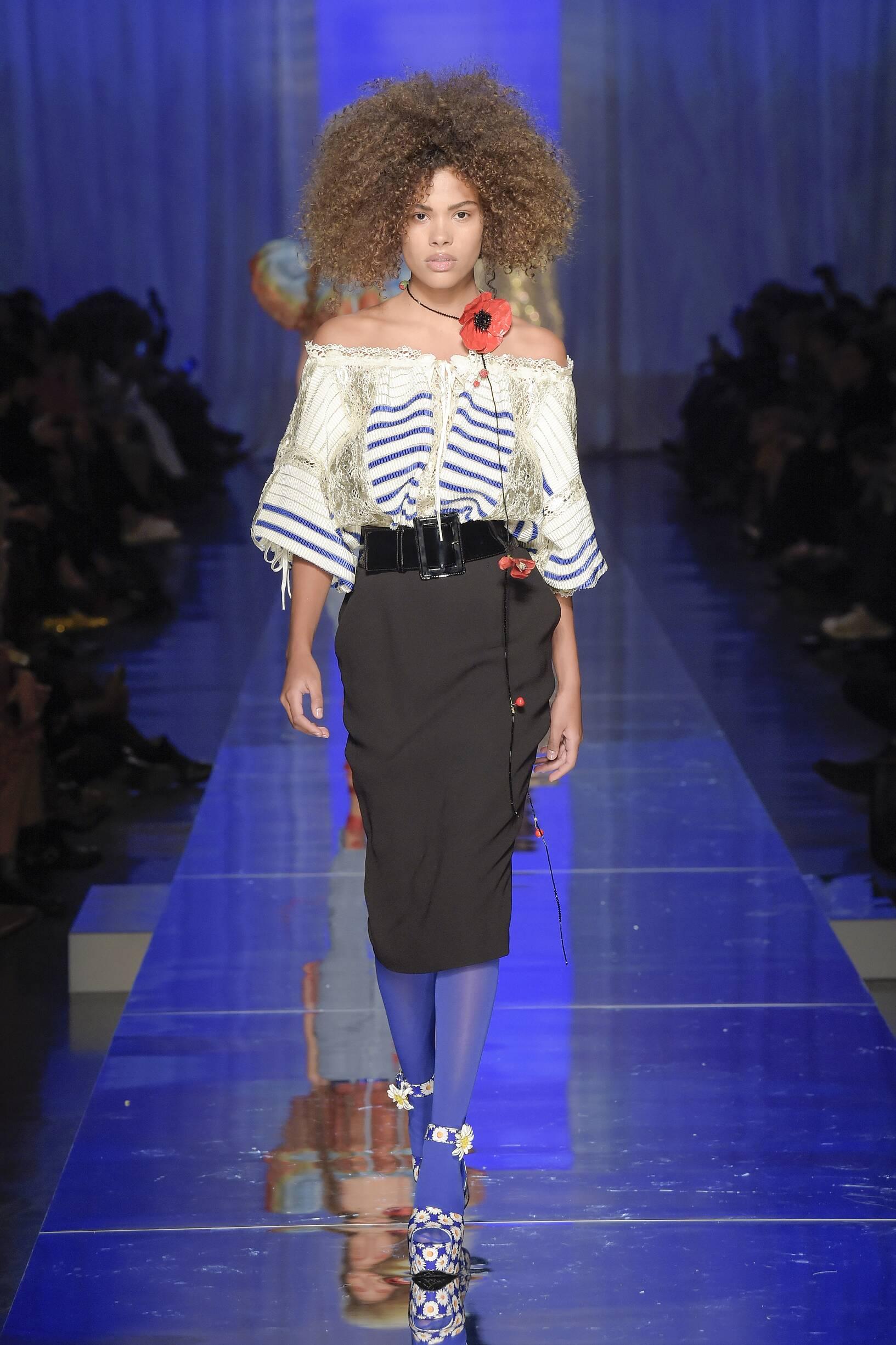 Spring Summer 2017 Woman Paris Jean Paul Gaultier Haute Couture Collection