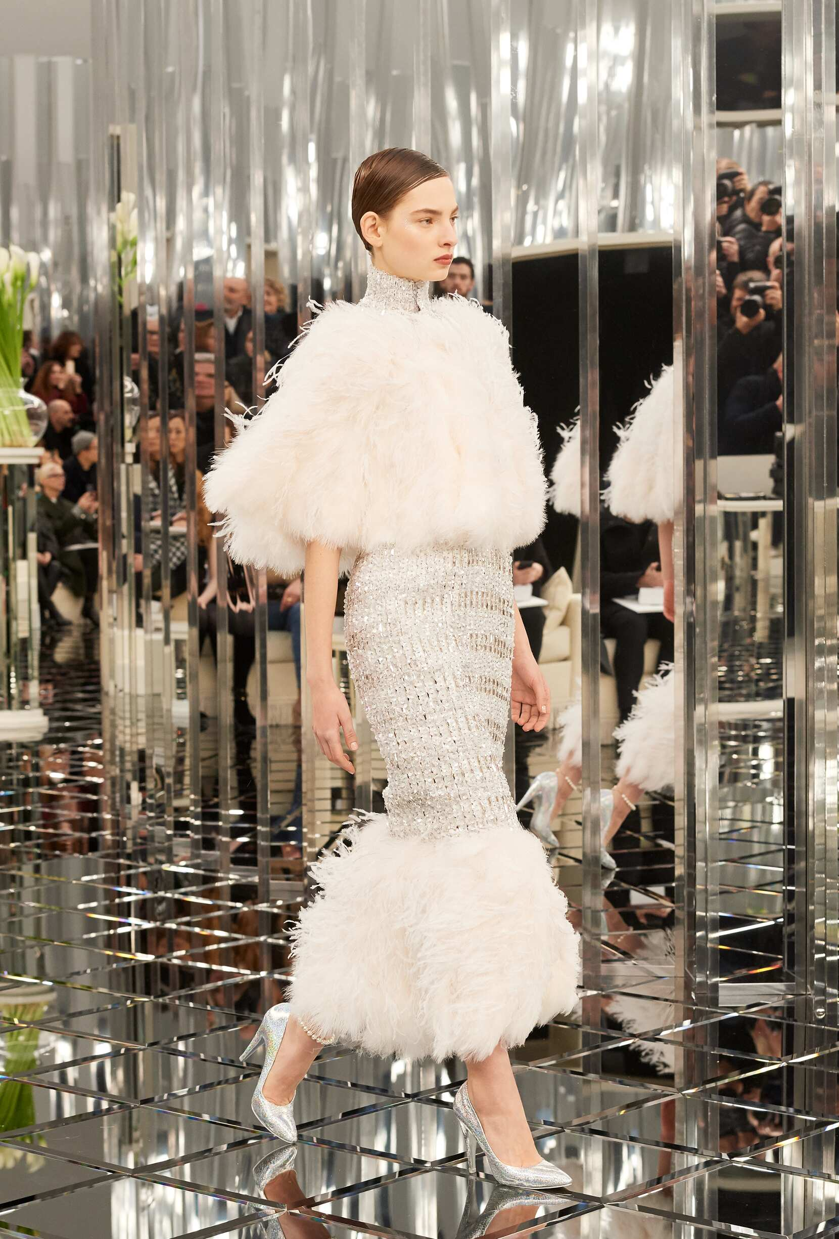 Trends Models Chanel Haute Couture Catwalk