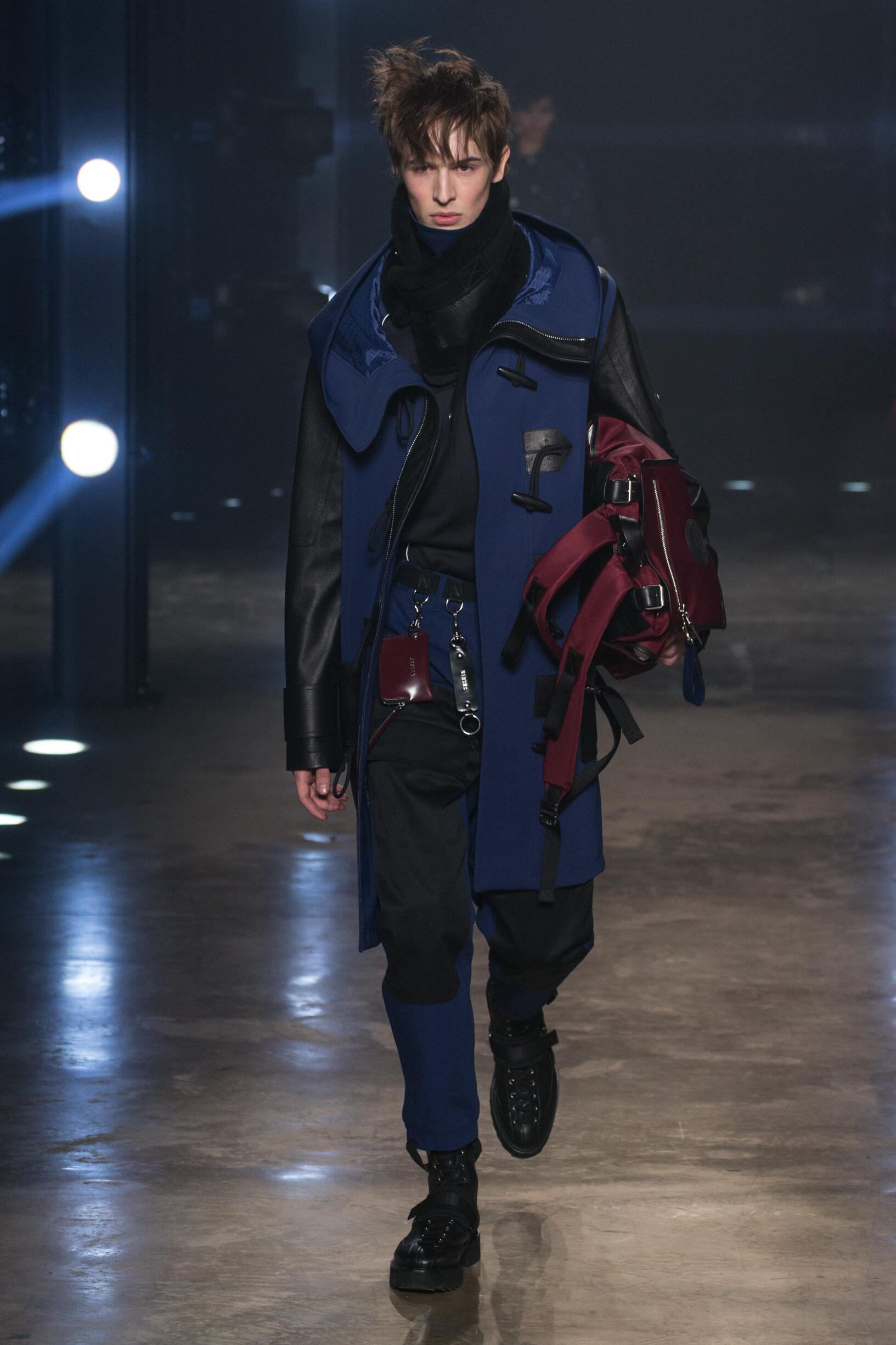 Versus Versace Man Style 2018